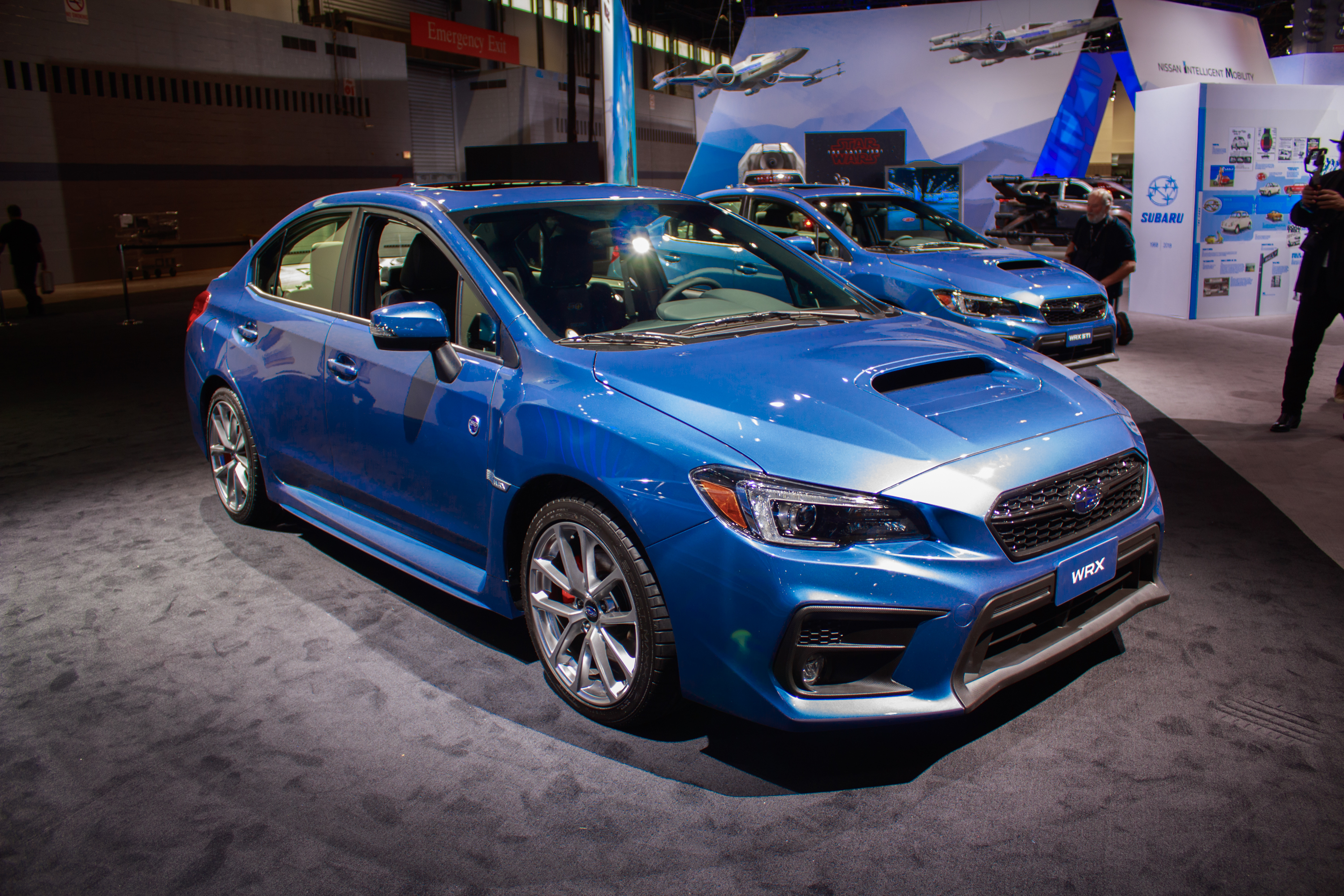 subaru wrx 50th anniversary edition for sale