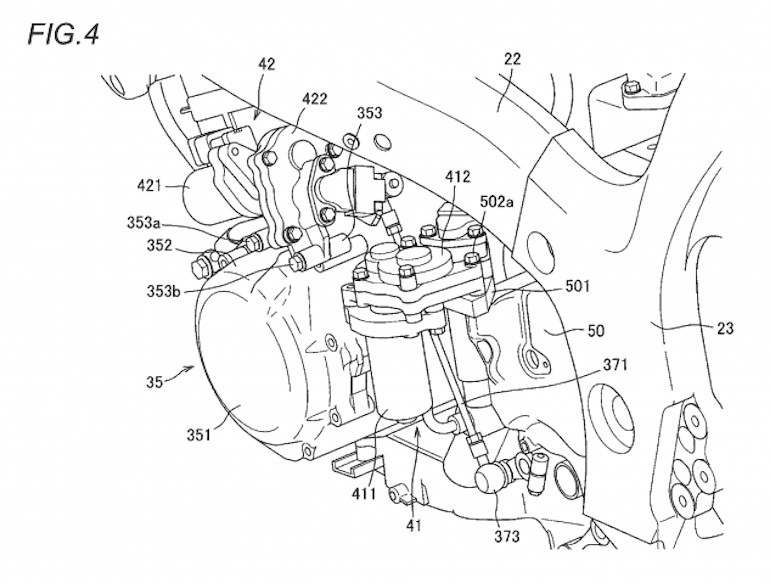 Suzuki Motorcycles In Future Might Have Semi Automatic Transmission