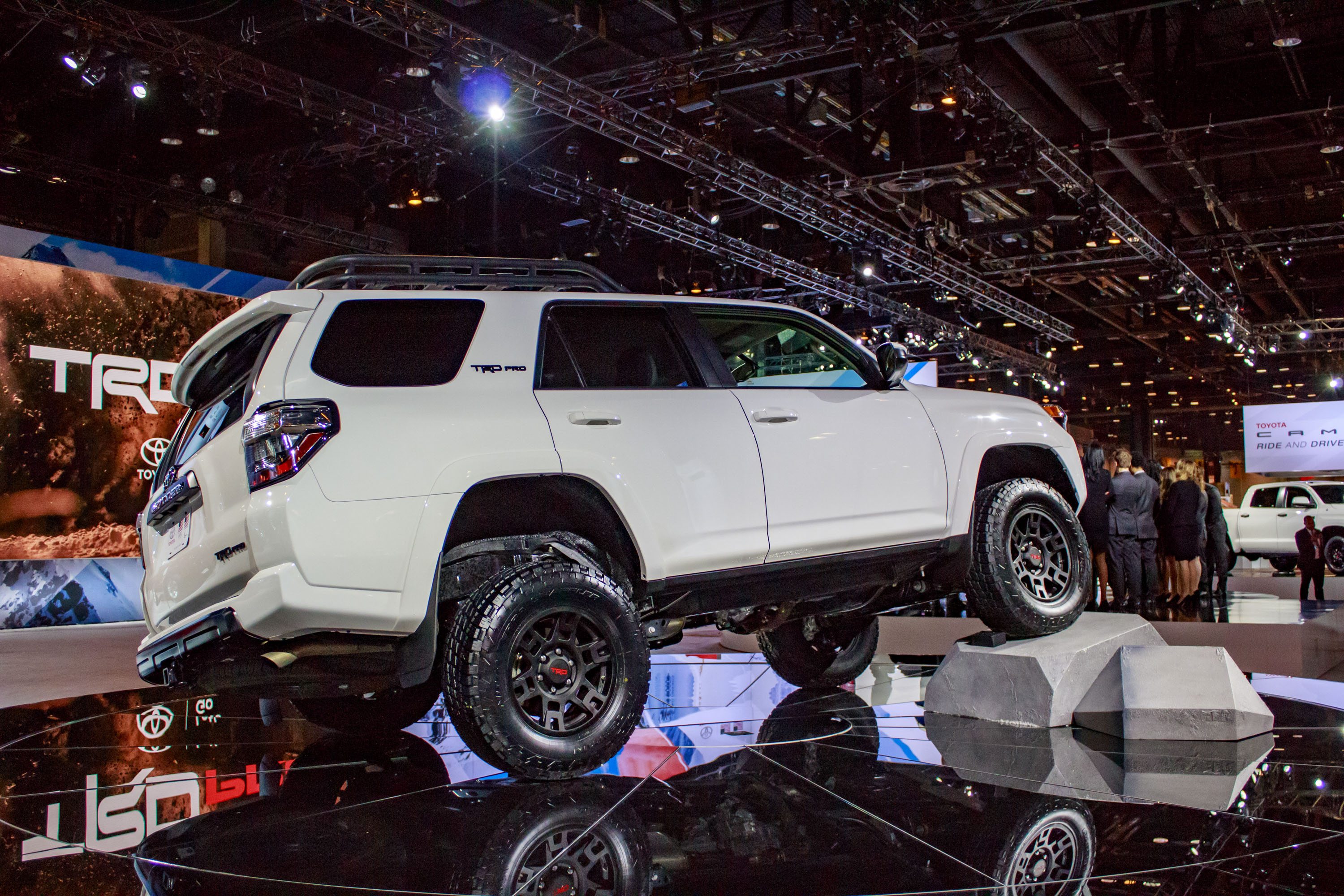 2019 Toyota 4Runner TRD Pro | Top Speed