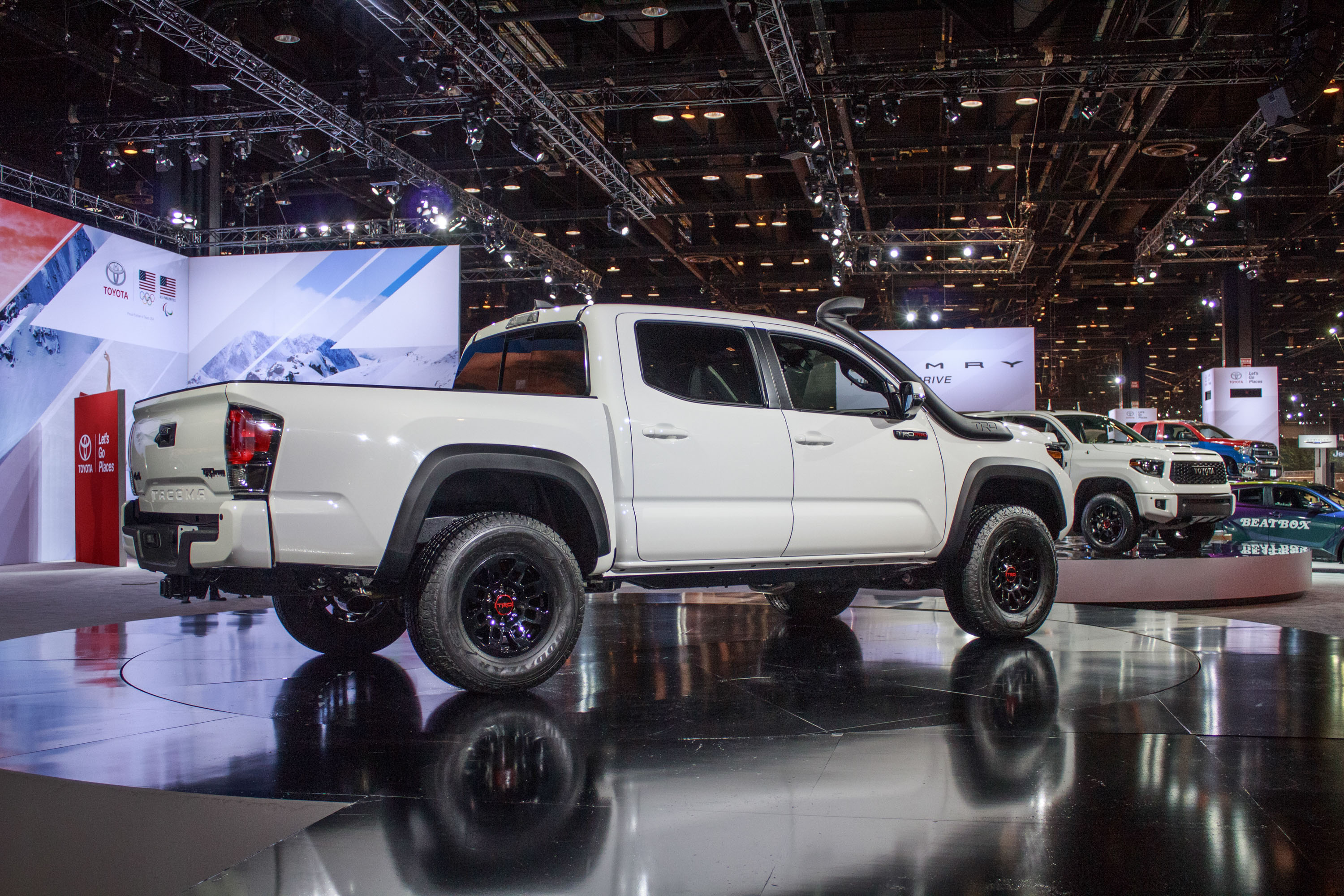 2019 Toyota Tacoma Trd Pro Top Speed 2000 4runner Intake Torque