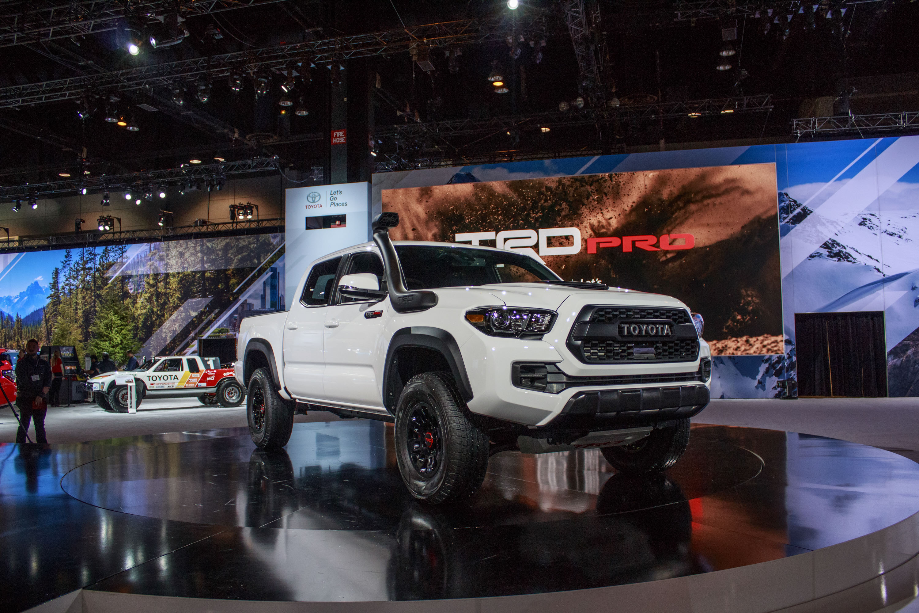 2019 Toyota Tacoma Trd Pro Top Speed