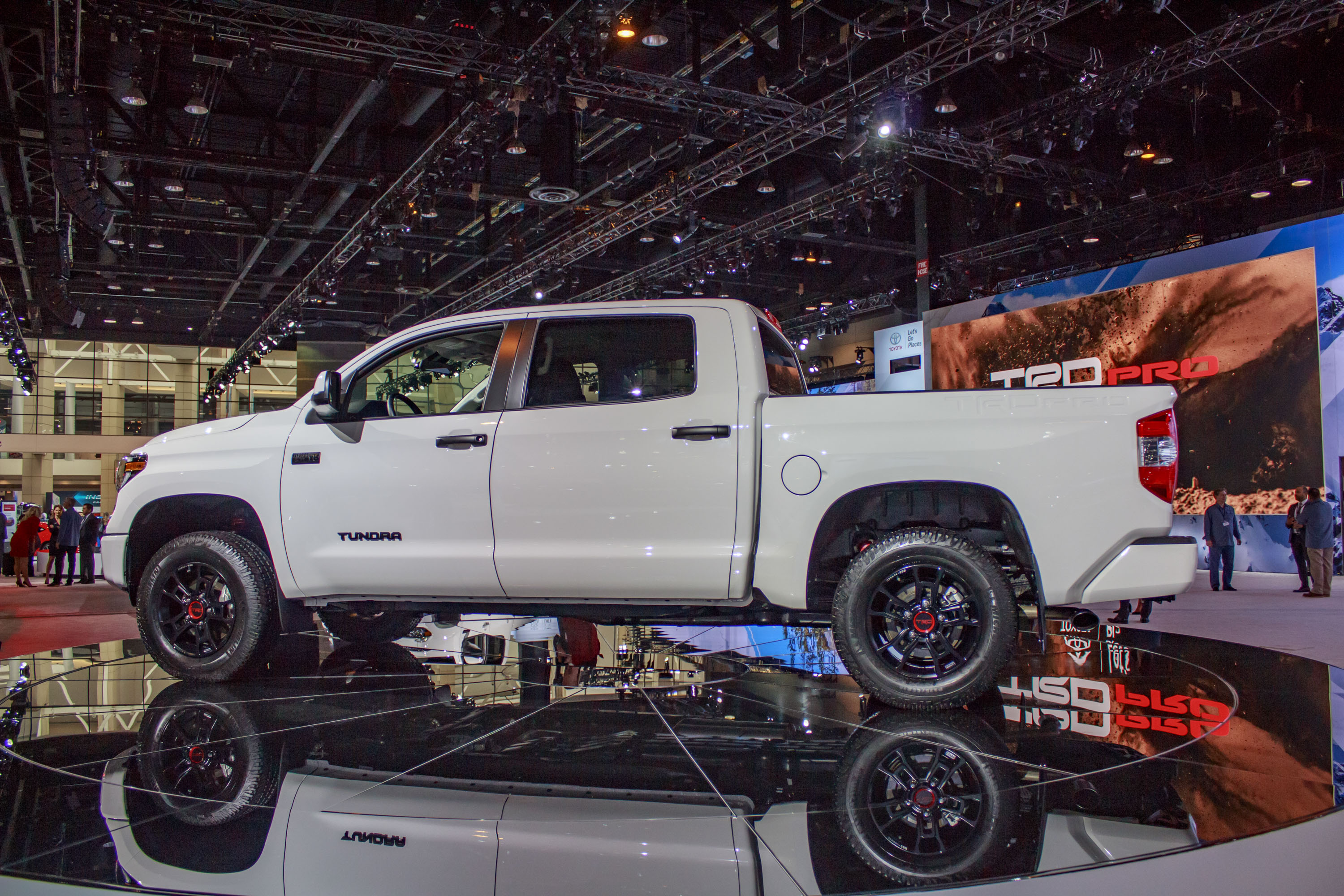 2019 Toyota Tundra TRD Pro | Top Speed. »