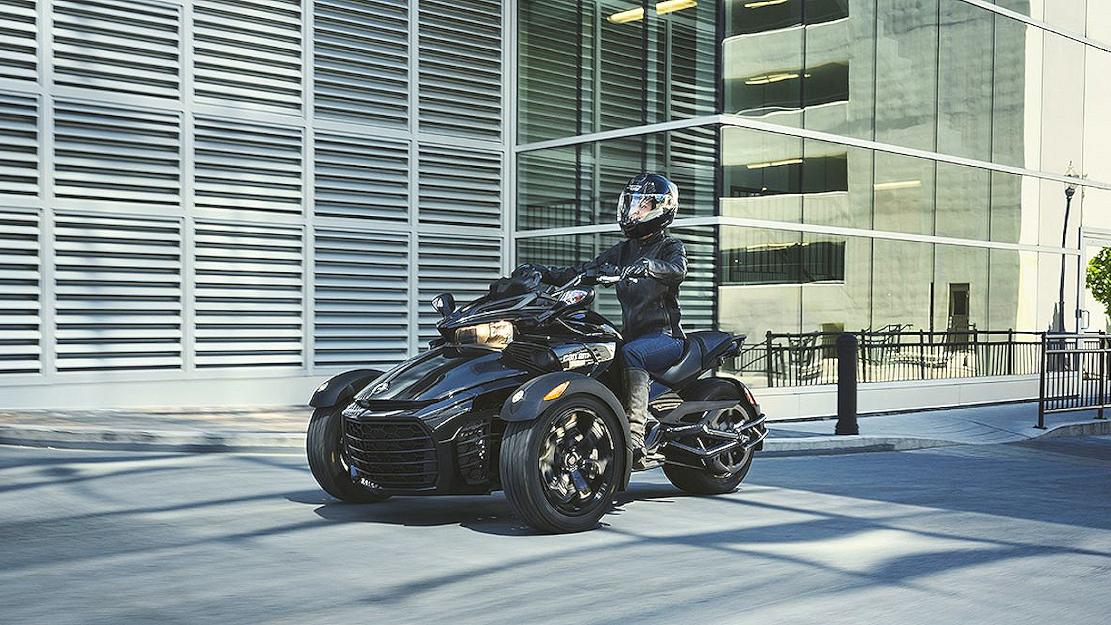 2018 2019 Can Am Spyder F3 F3 S Top Speed