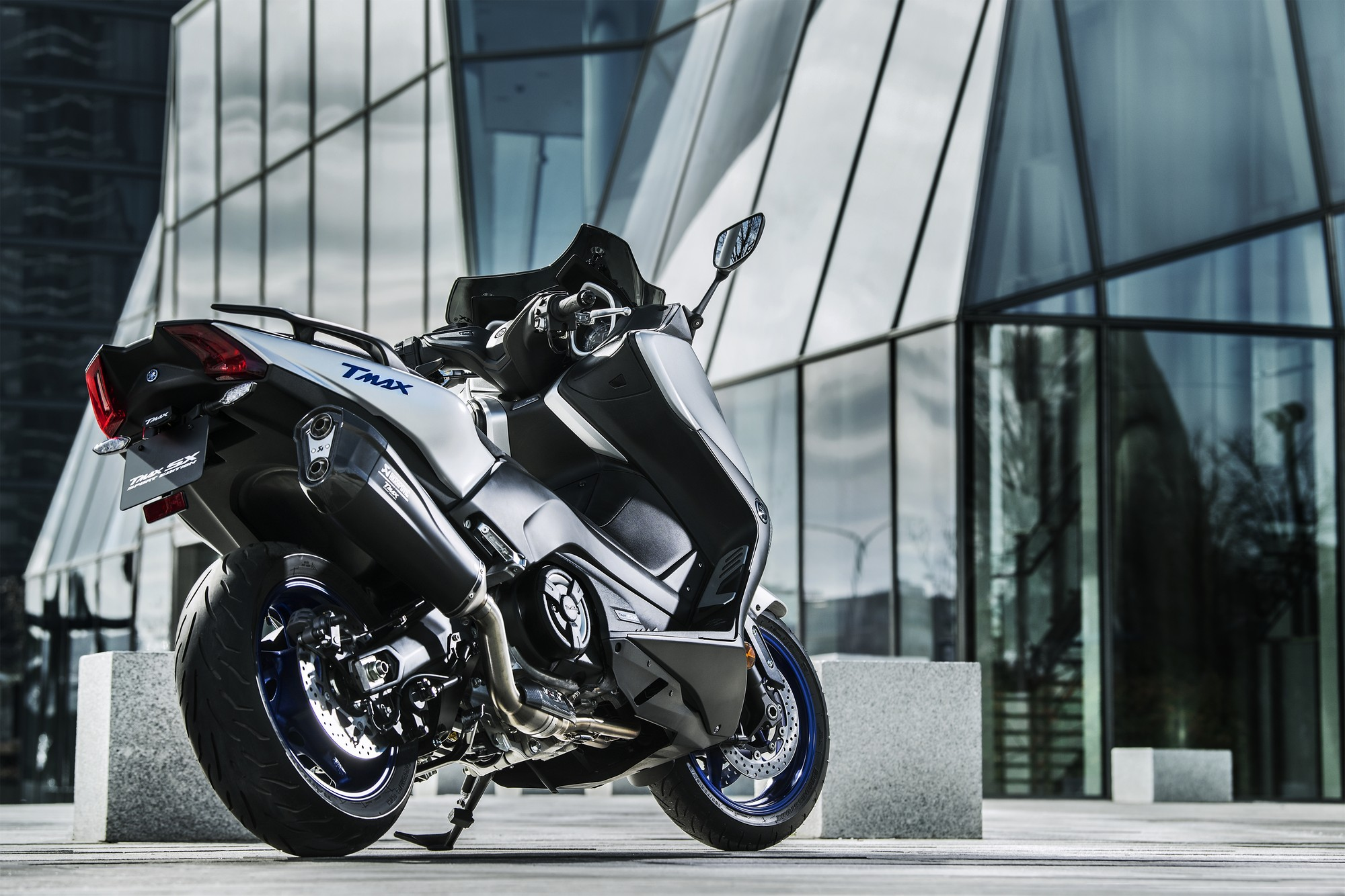 Yamaha Announces The 2018 TMax SX Sport | Top Speed