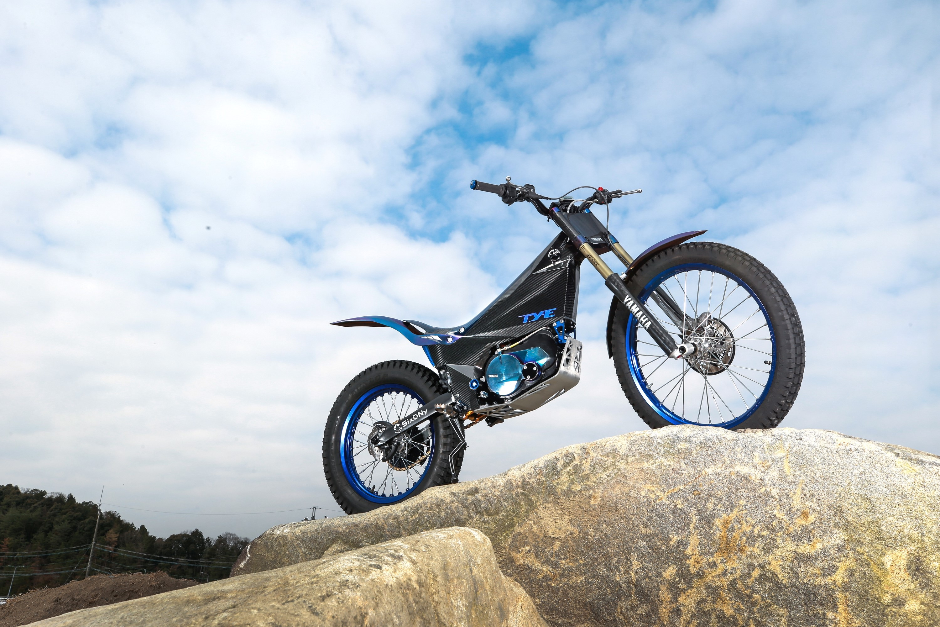 Yamaha Electric Motorcycle >> Yamaha Enters The Electric World With The New TY-E Trial ...