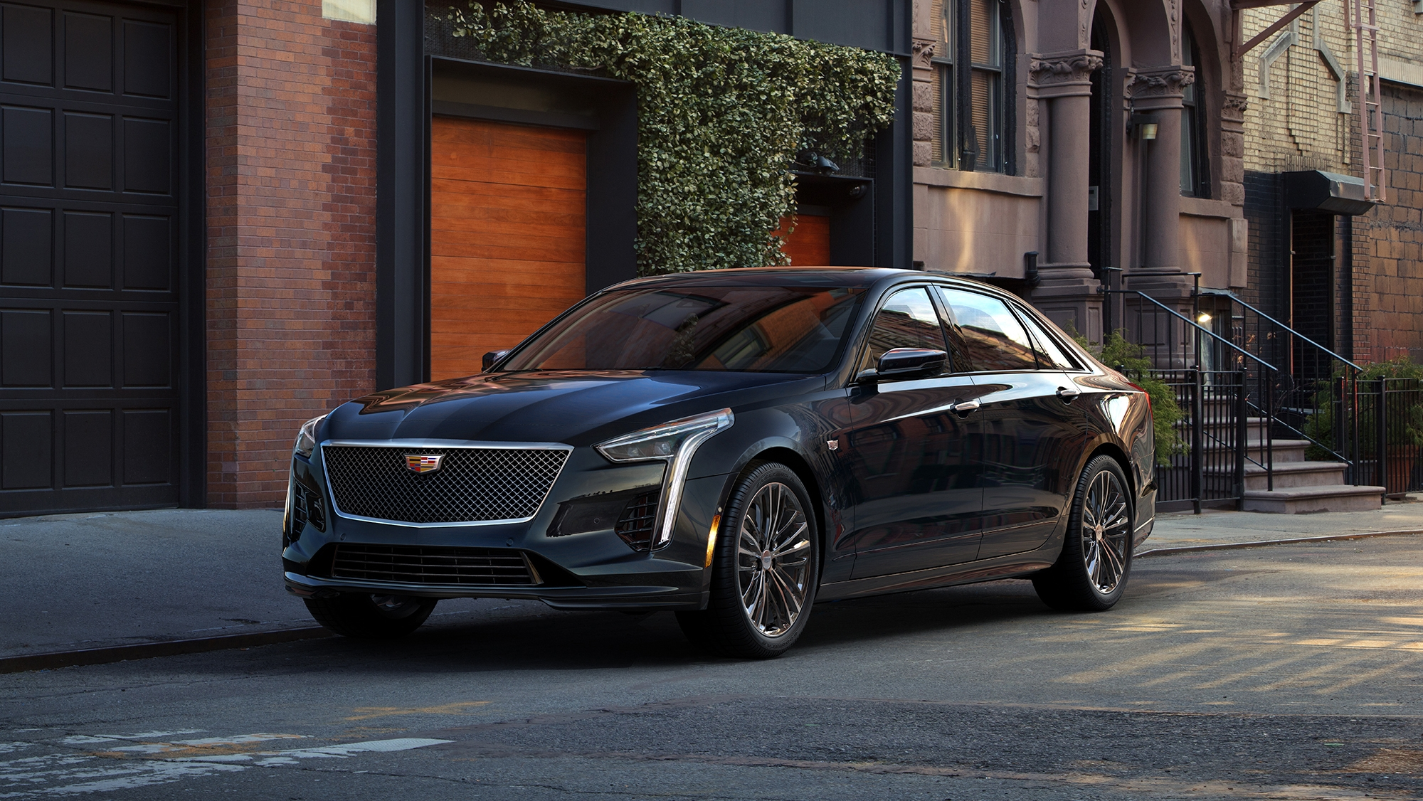 2019 Cadillac CT6 V-Sport Pictures, Photos, Wallpapers ...