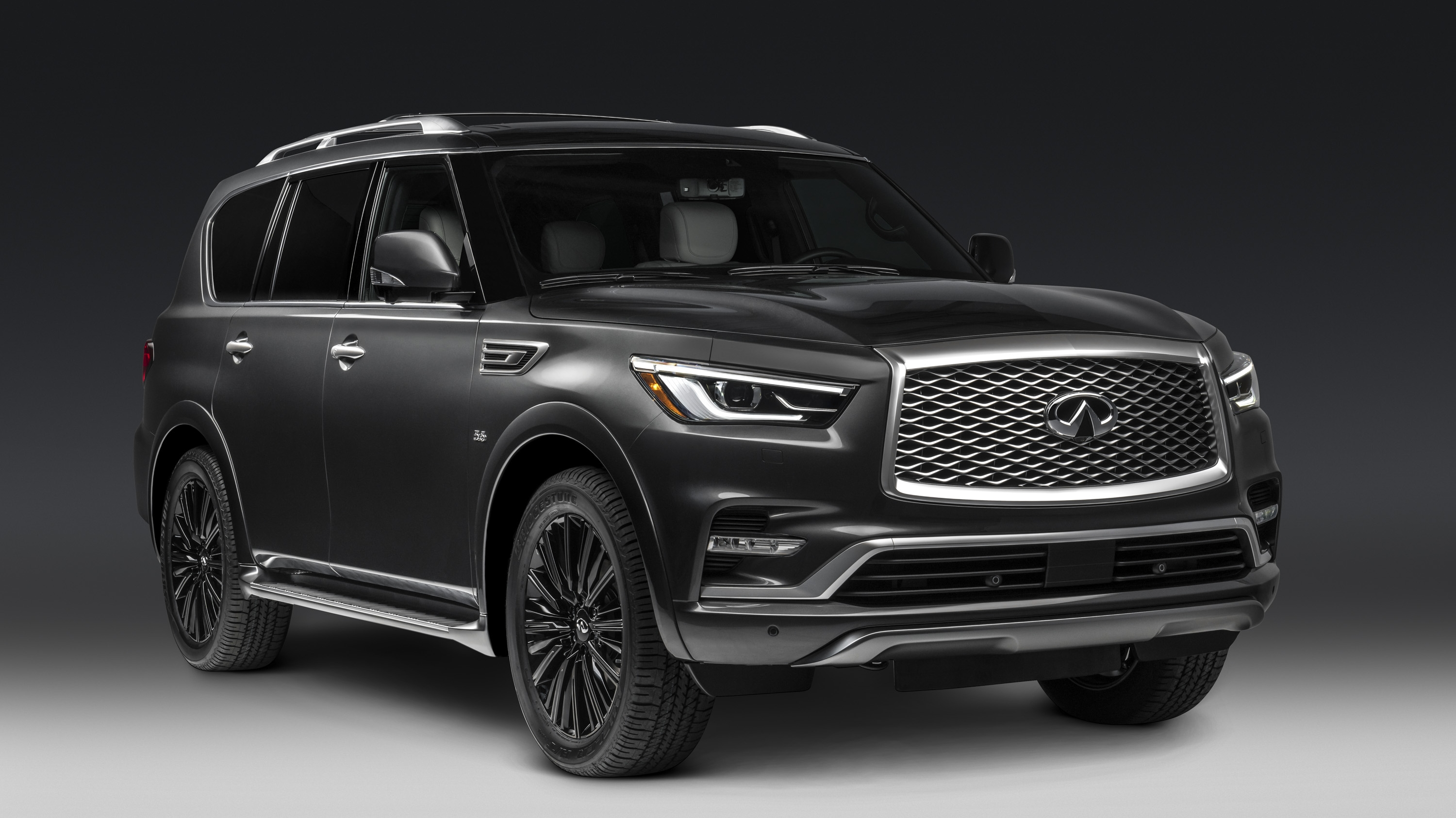2019 Infiniti QX80 Limited | Top Speed
