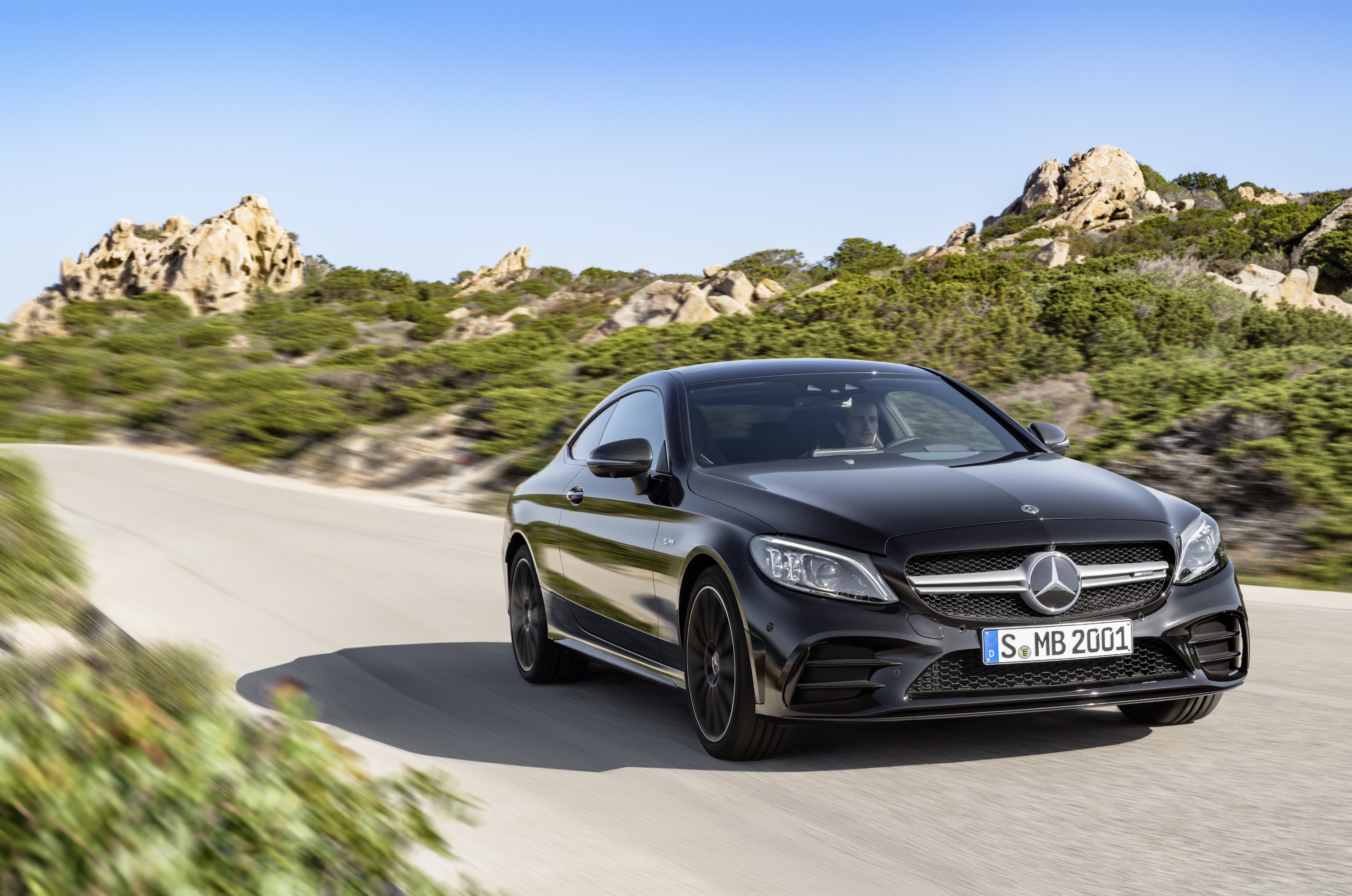 2019 mercedes benz c class coupe and cab unveiled top speed for New car mercedes benz