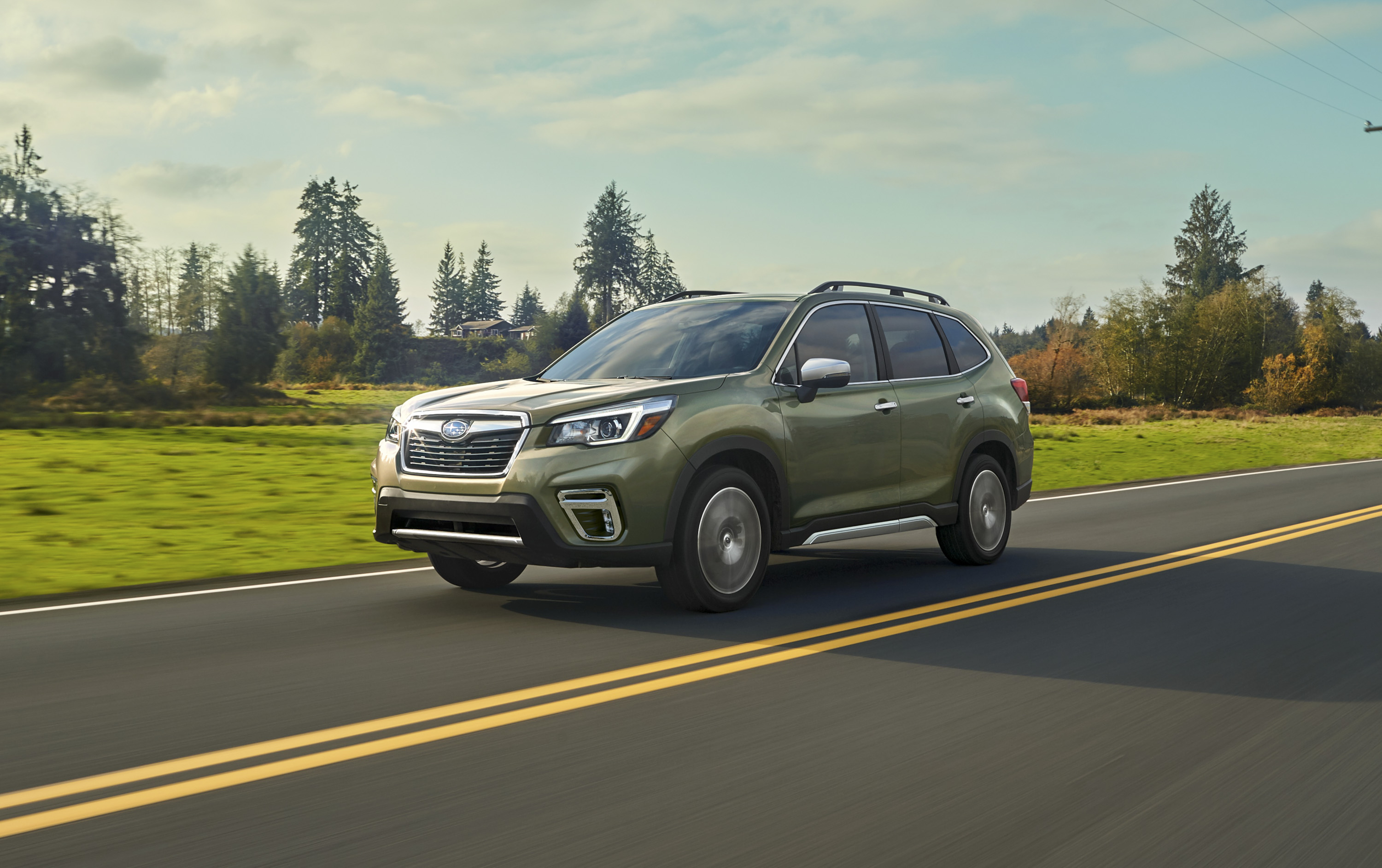 2019 Subaru Forester Adds Size And Safety, Scraps Turbo And