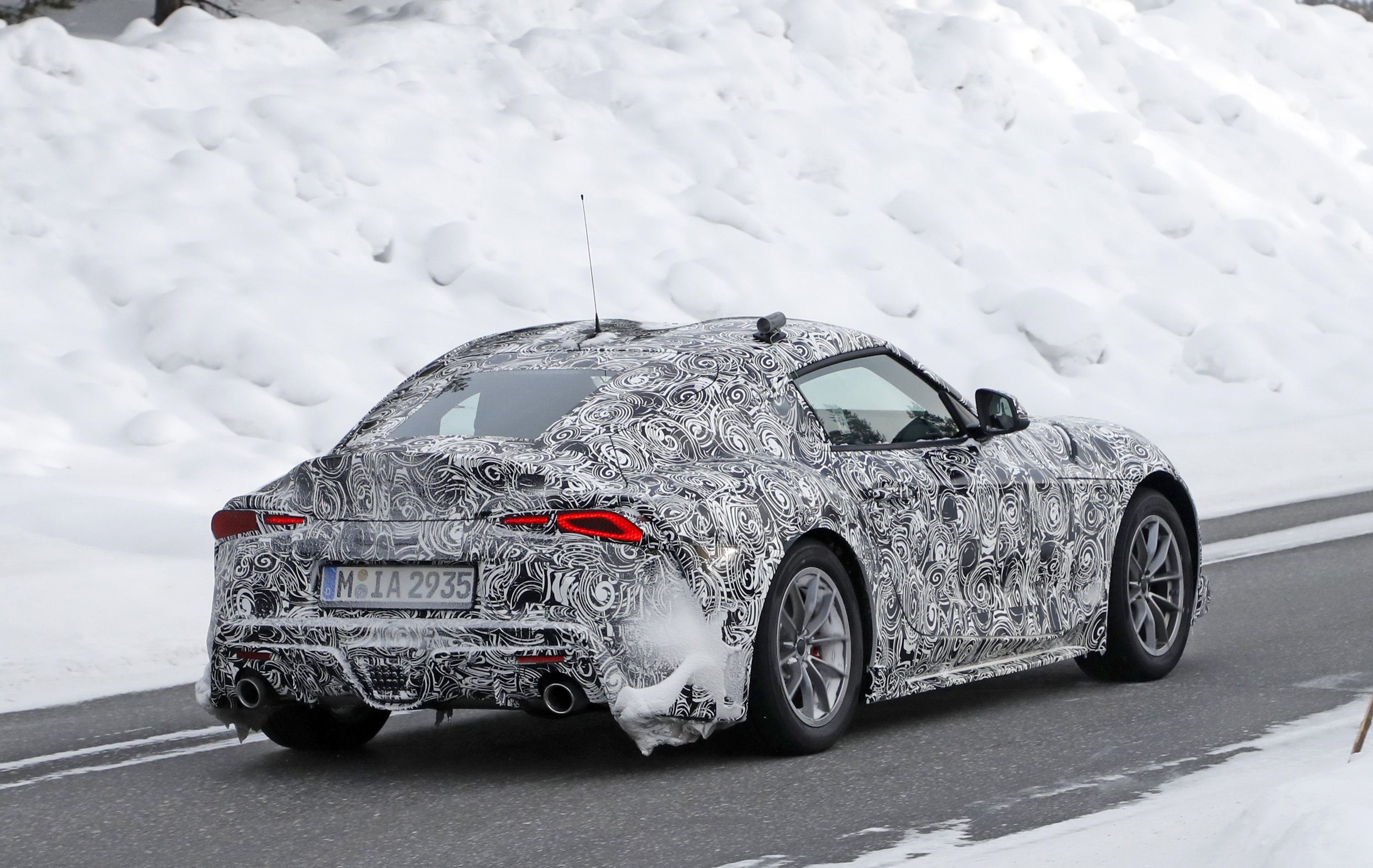 2019 Toyota Supra Review - Top Speed