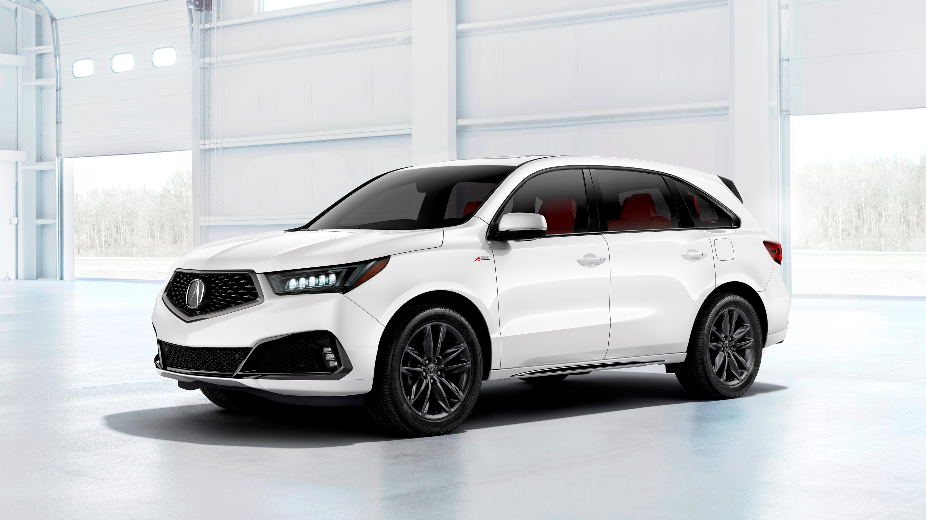 Acura Mdx Crossover Tlx Sedan Up For Redesigns Soon