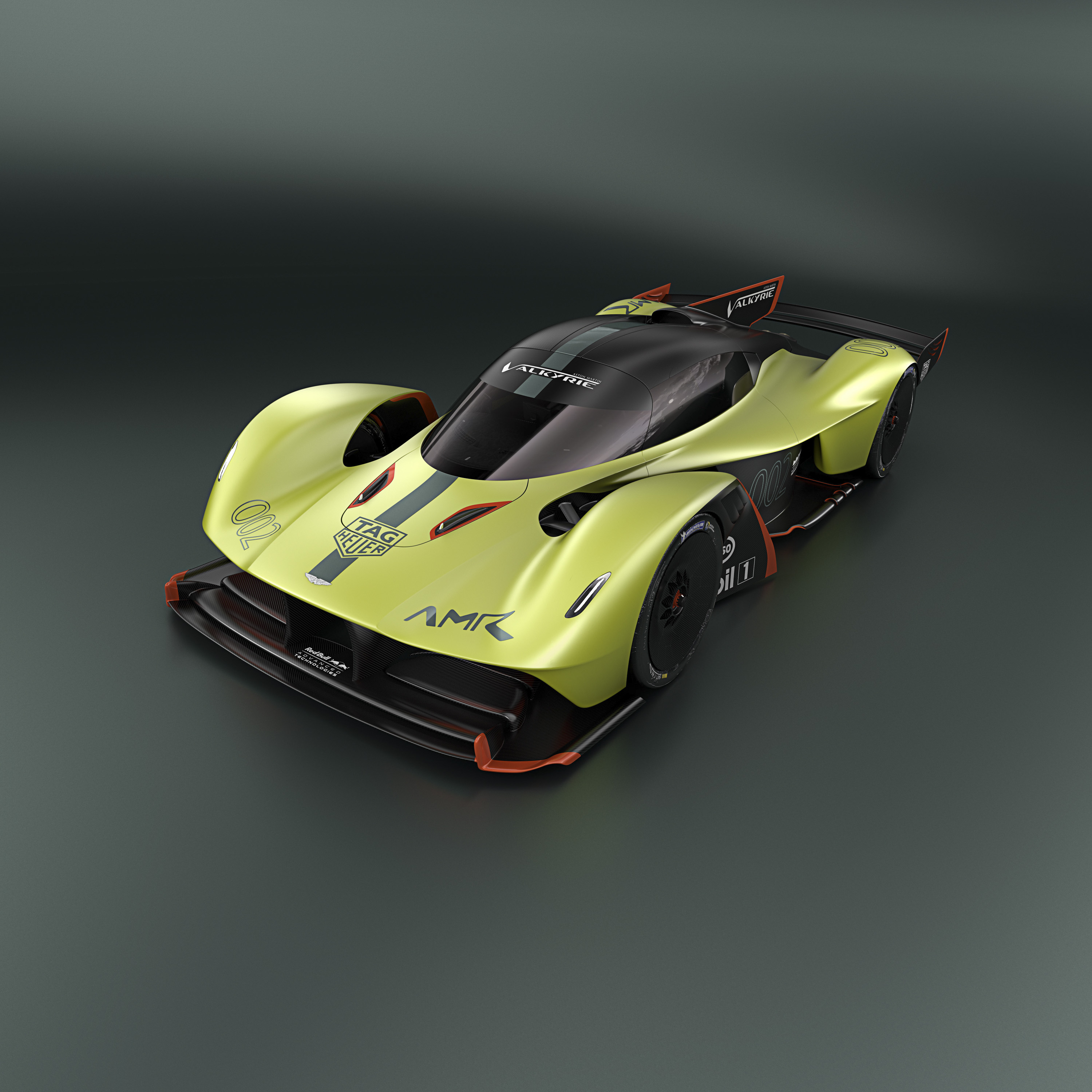 2019 aston martin valkyrie amr pro | top speed