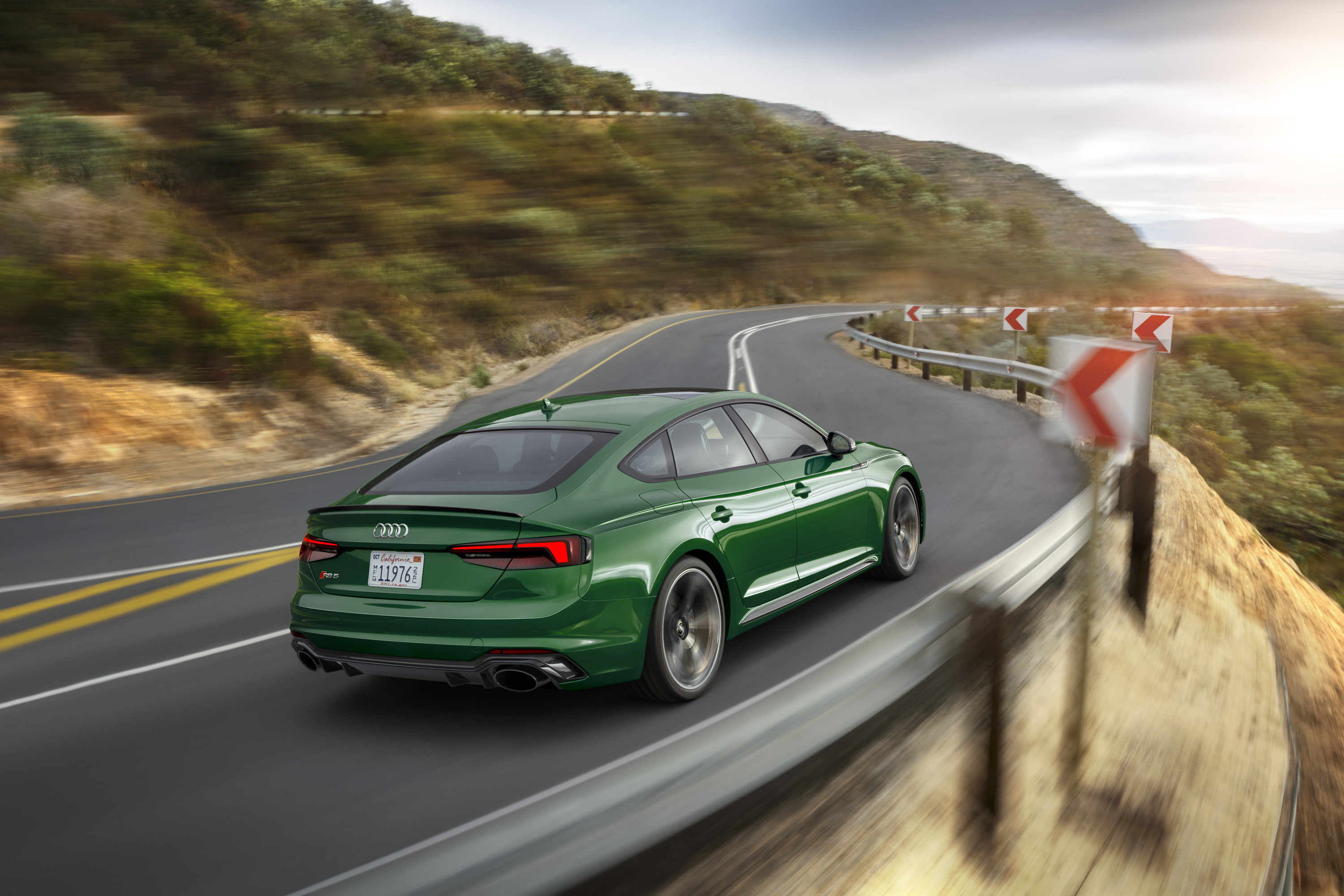 Wallpaper Of The Day 2019 Audi Rs5 Sportback Top Speed