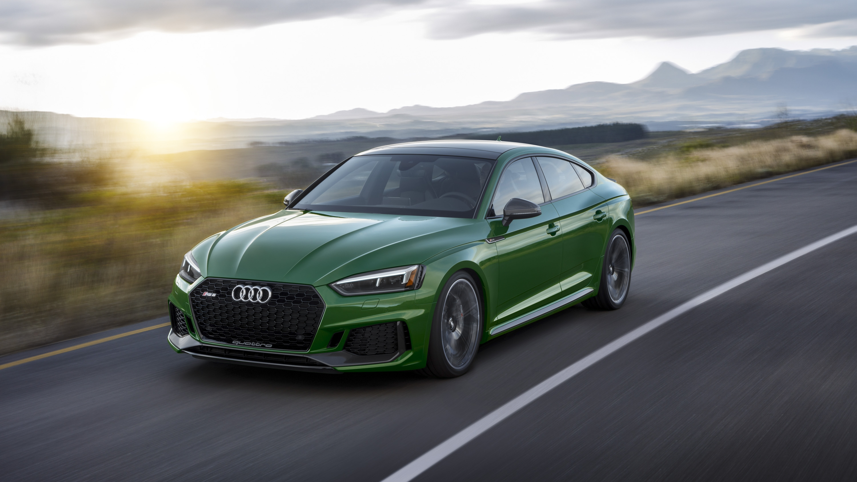 2019 Audi RS5 Sportback | Top Speed