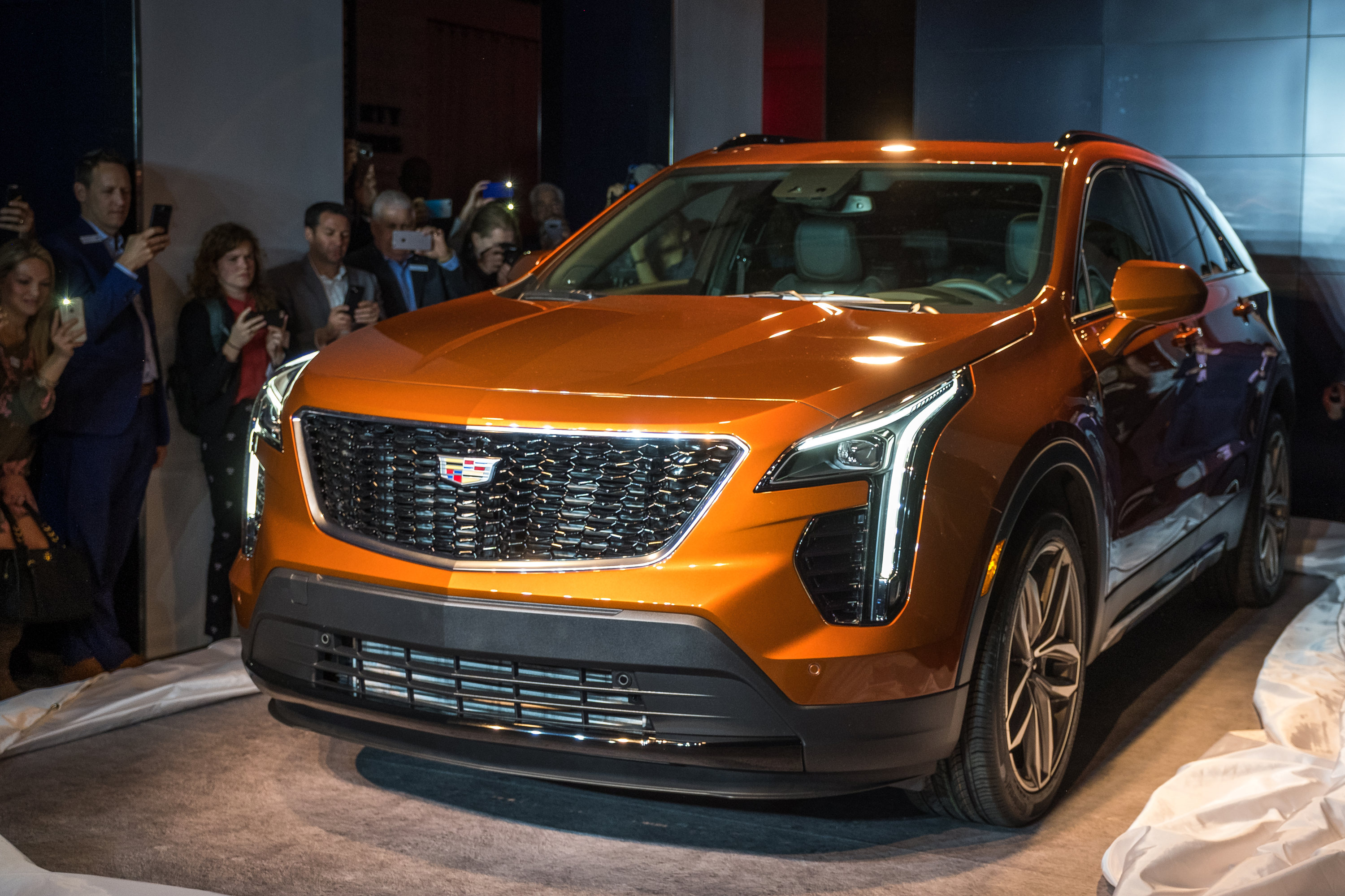 Cadillac XT4 Shows That Caddy Is Finally Designing Its ...