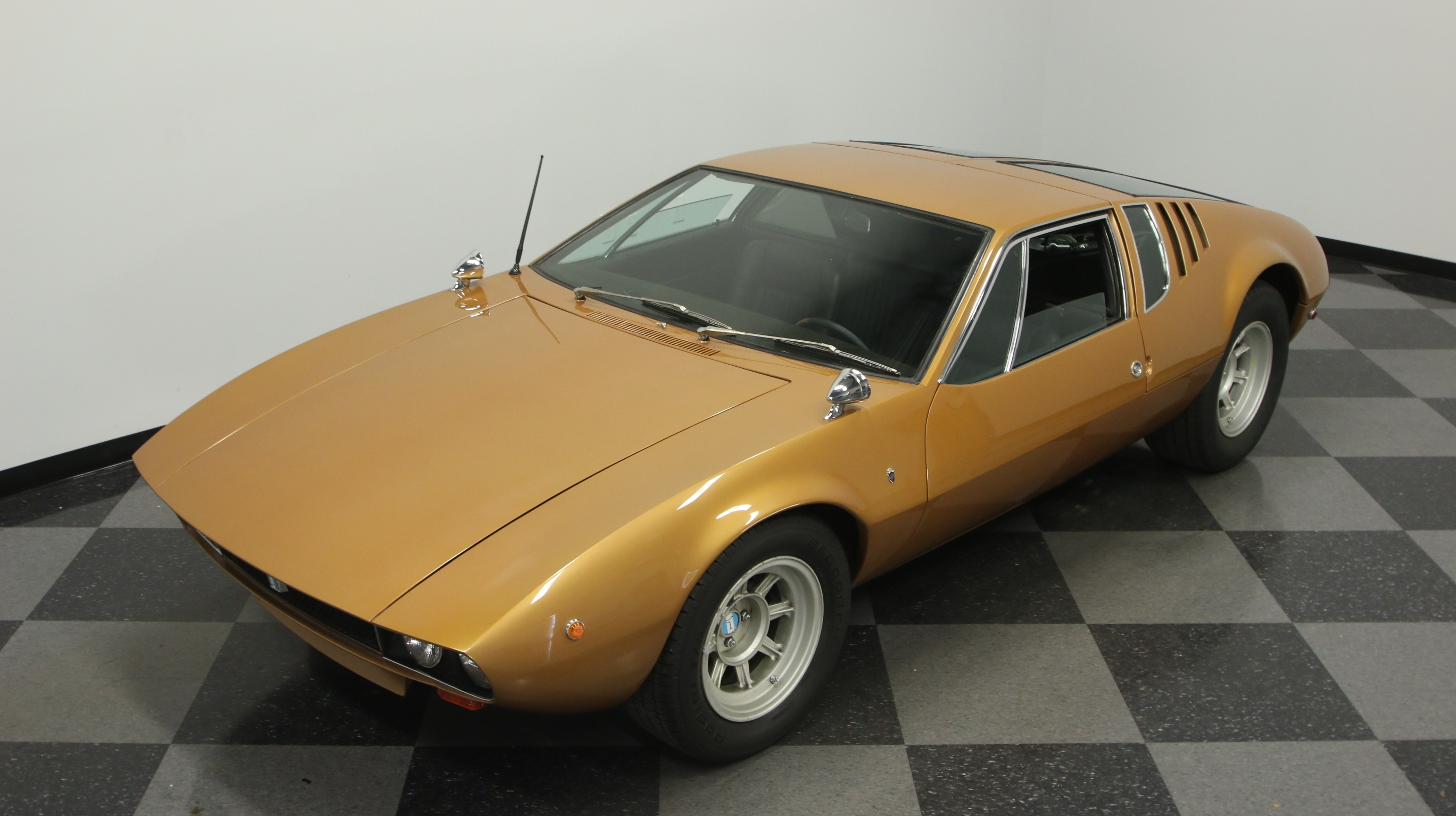 Car For Sale 1969 De Tomaso Mangusta