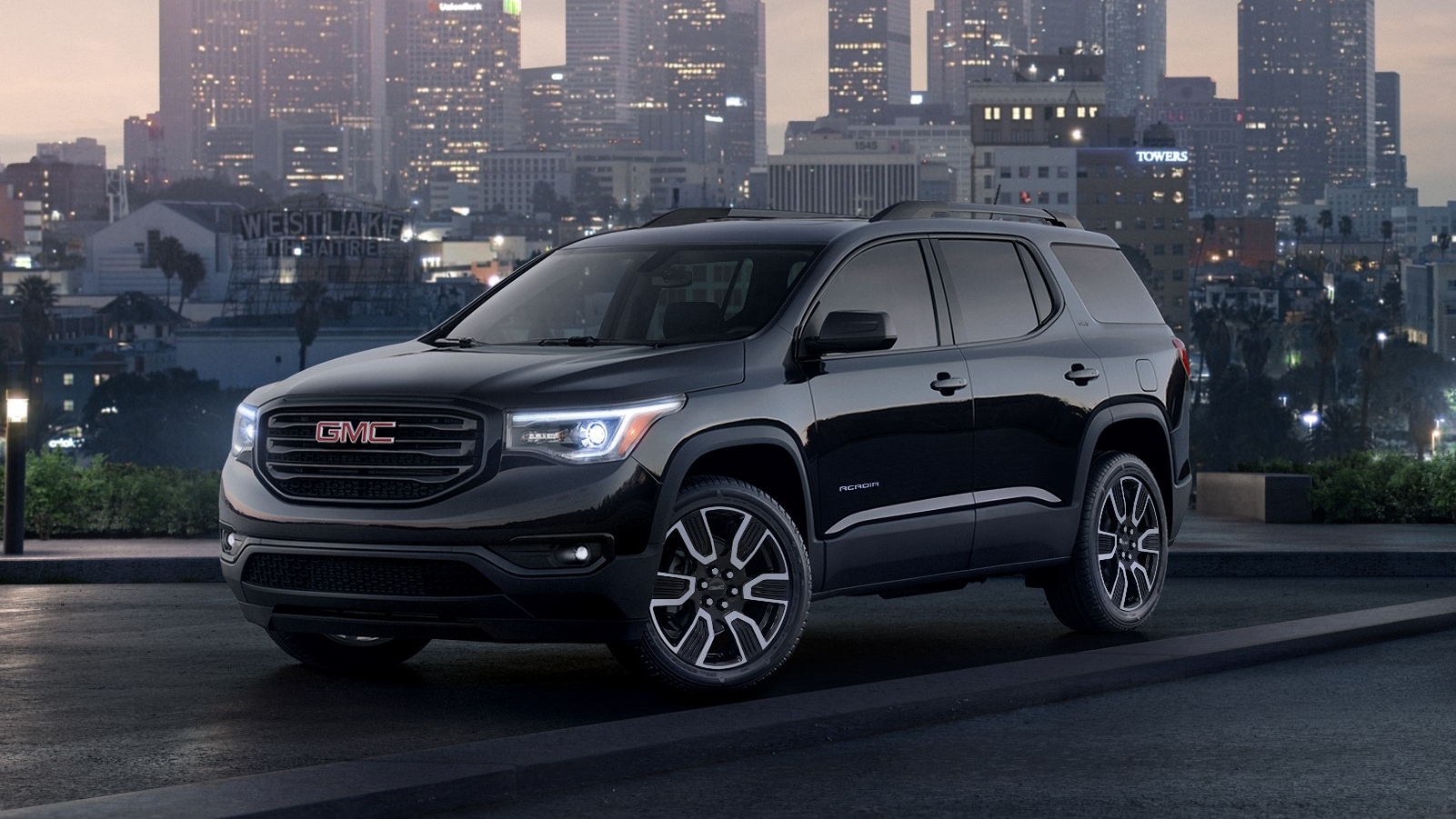 Blacked Out Ram >> 2019 GMC Acadia Black Edition | Top Speed