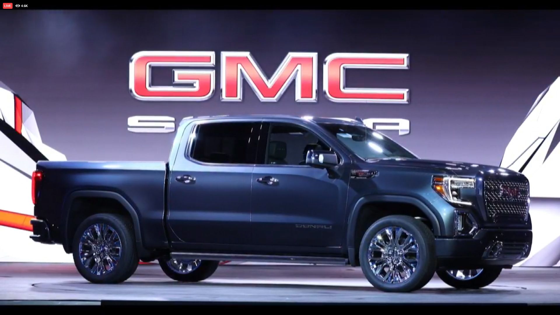 GMC Debuts The 2019 Sierra, Goes Upscale And High-Tech ...