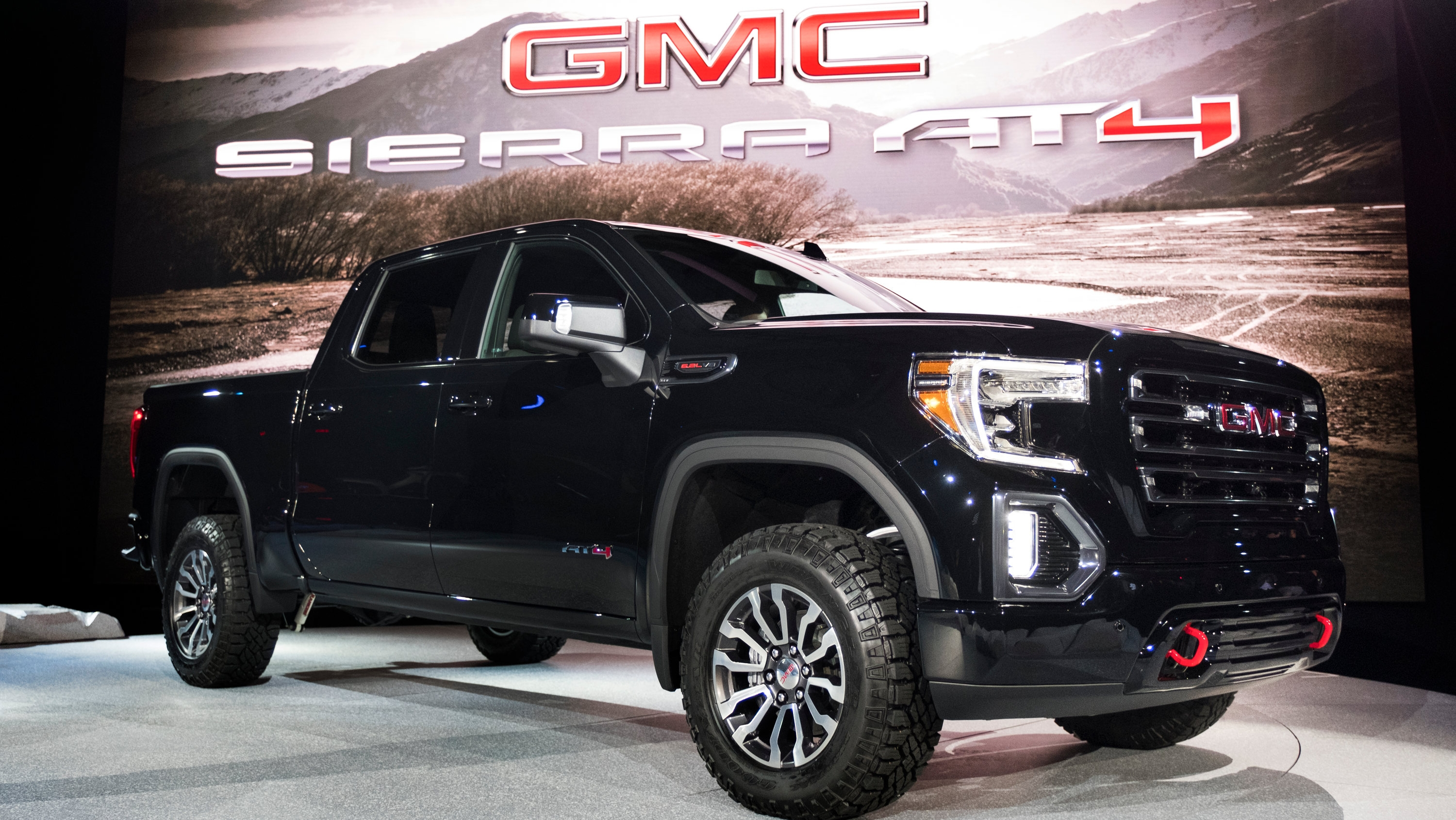 GMC Sierra AT4 Rides Higher, Brings More Luxury In New ...
