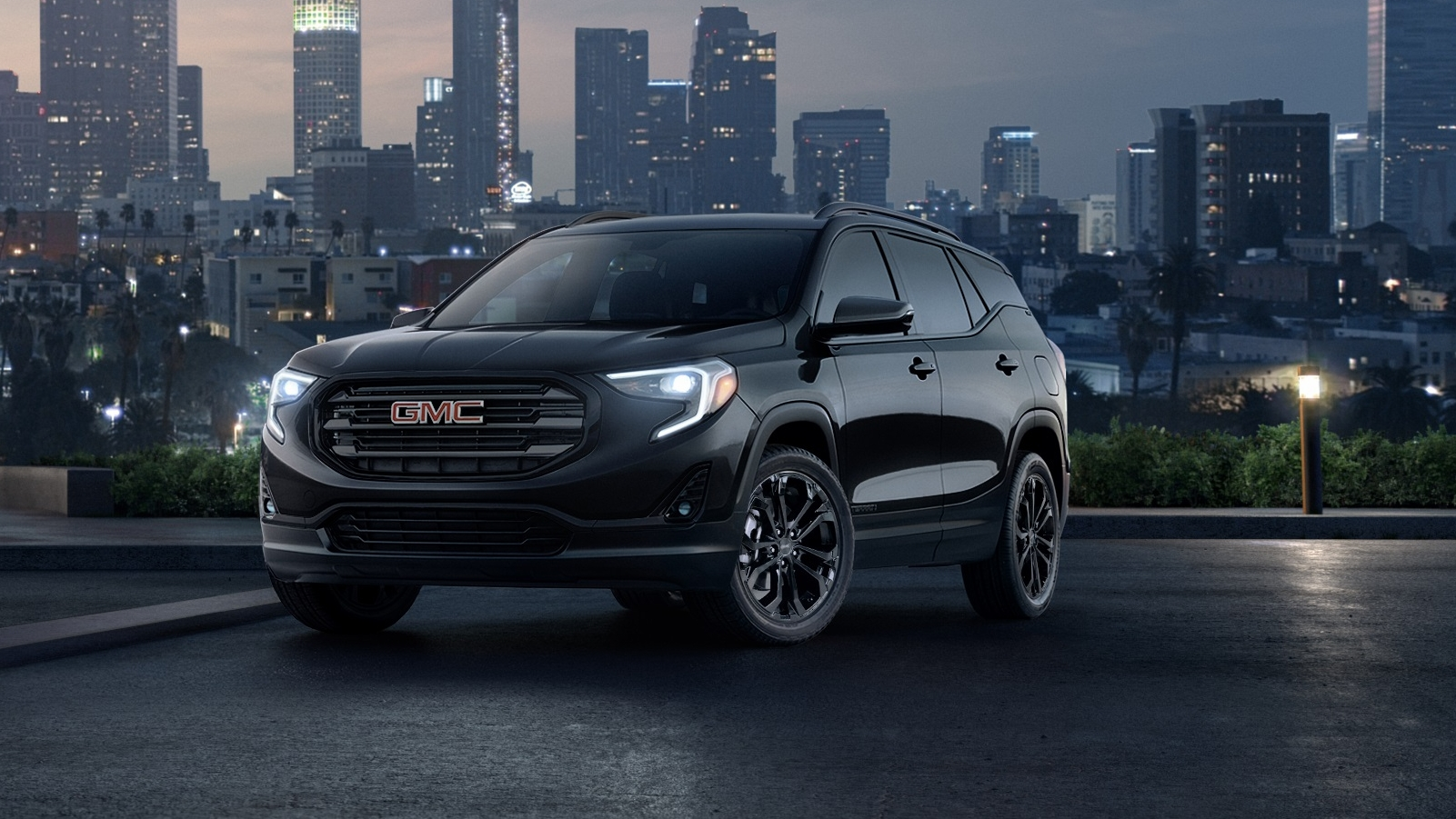 2019 Gmc Terrain Black Edition Top Speed