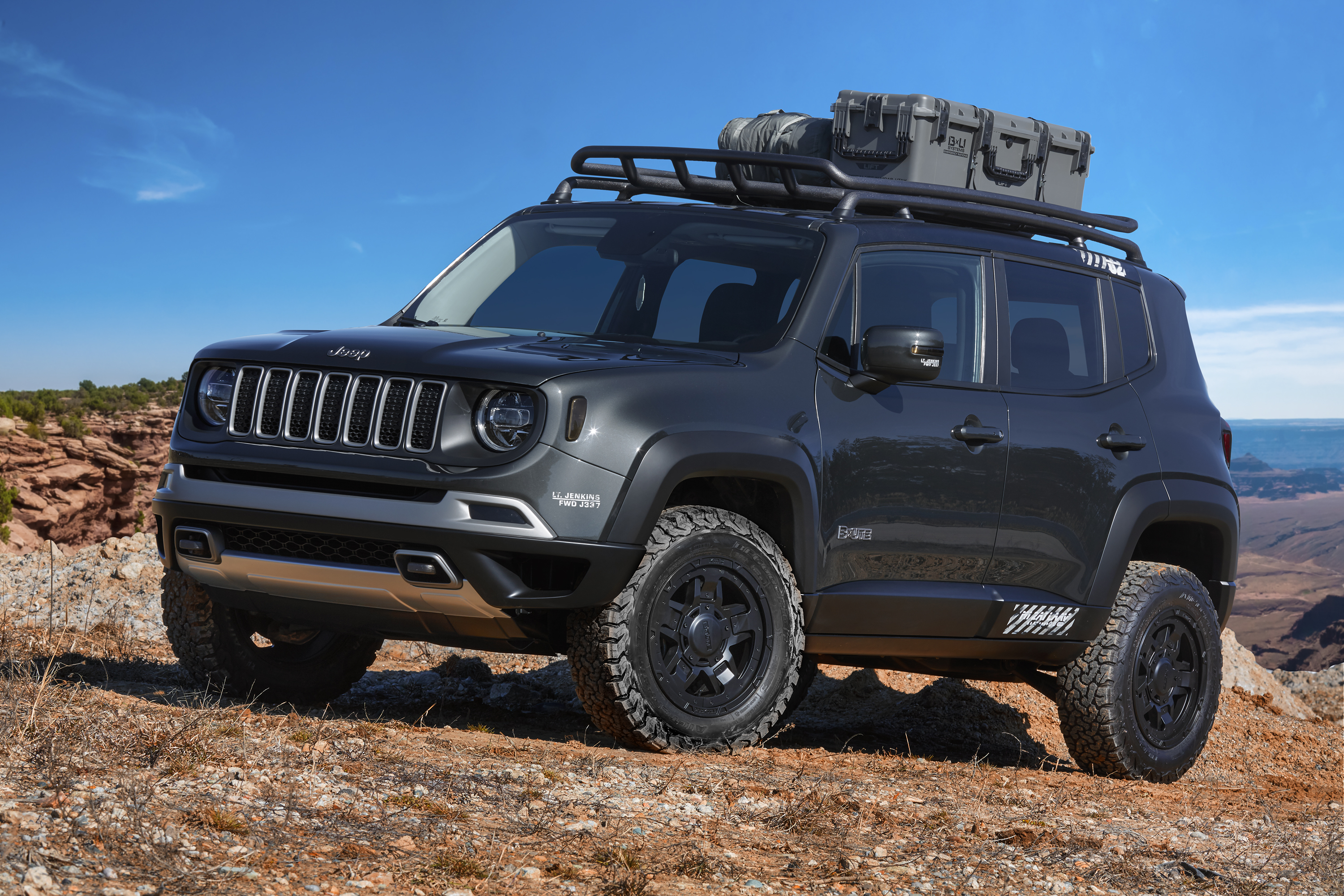 Jeep Renegade Lifted >> 2018 Jeep B Ute Top Speed