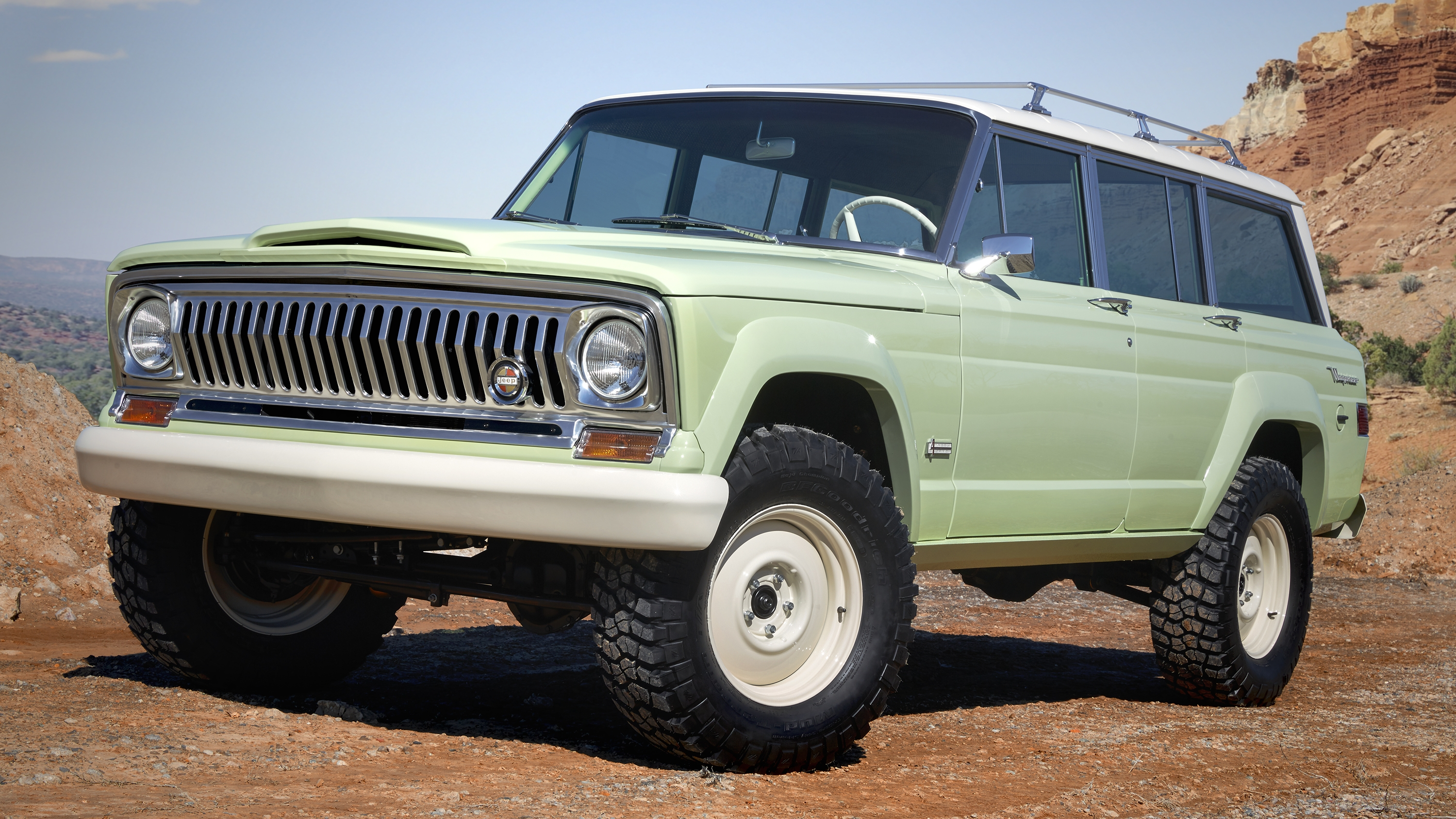 Grand Wagoneer 2018 >> 2018 Jeep Wagoneer Roadtrip Pictures Photos Wallpapers