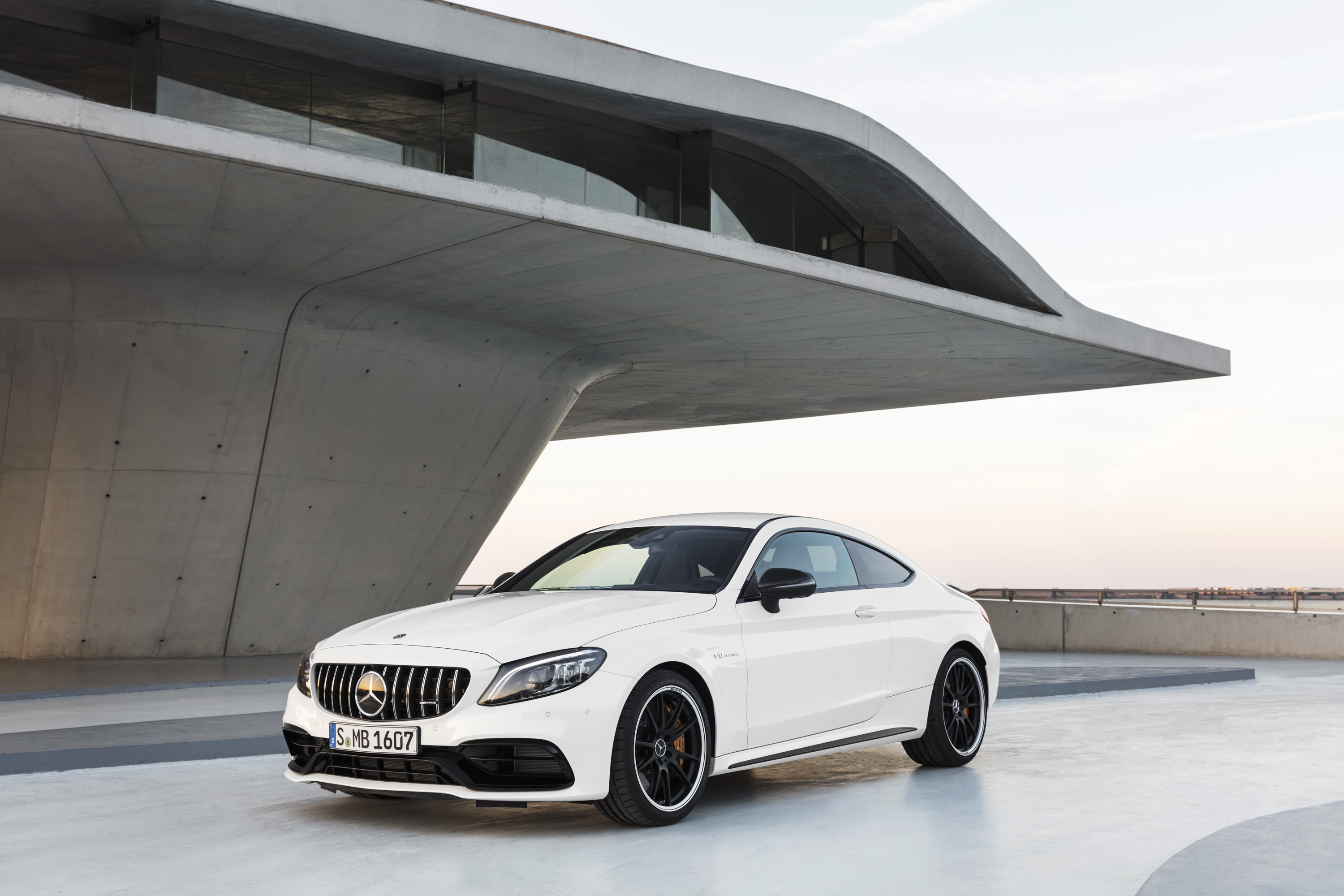 2019 Mercedes Amg C 63 Coupe Top Speed
