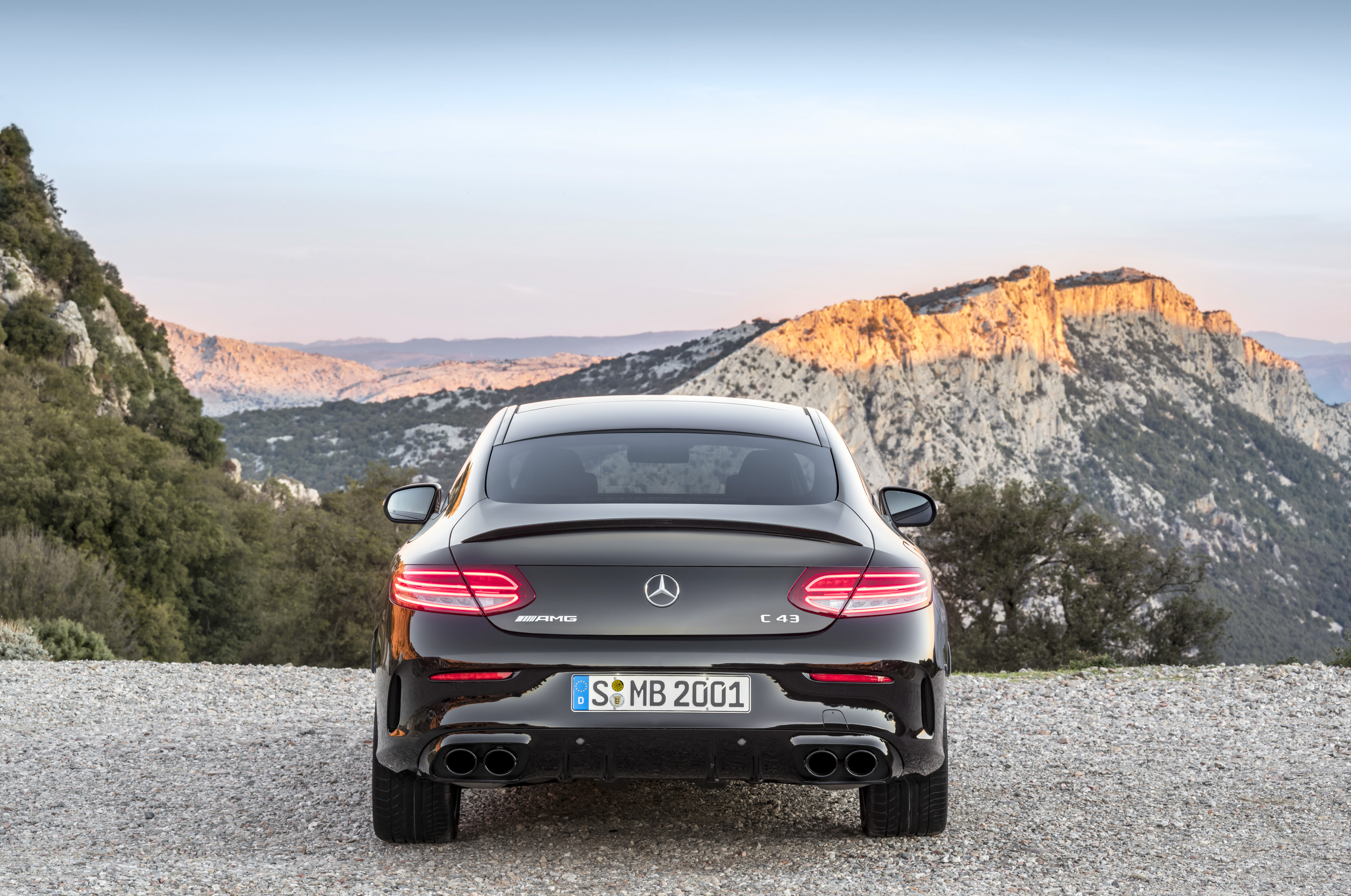 2019 Mercedes Amg C43 Coupe Top Speed