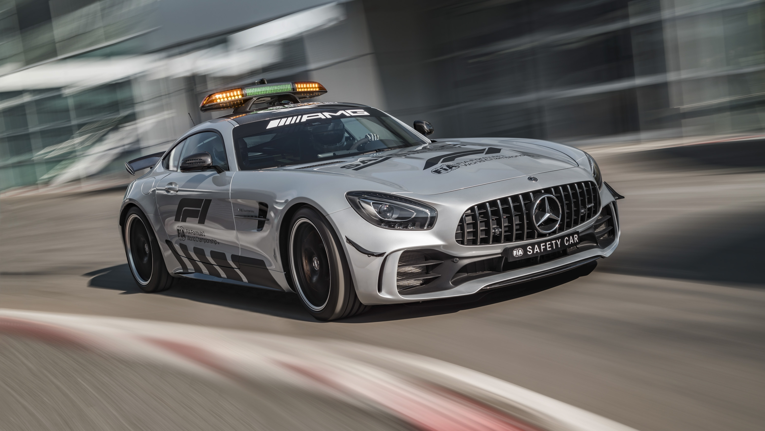 Mercedes Benz Sls Amg Review >> 2018 Mercedes-AMG GT R Formula 1 Safety Car Review - Top Speed