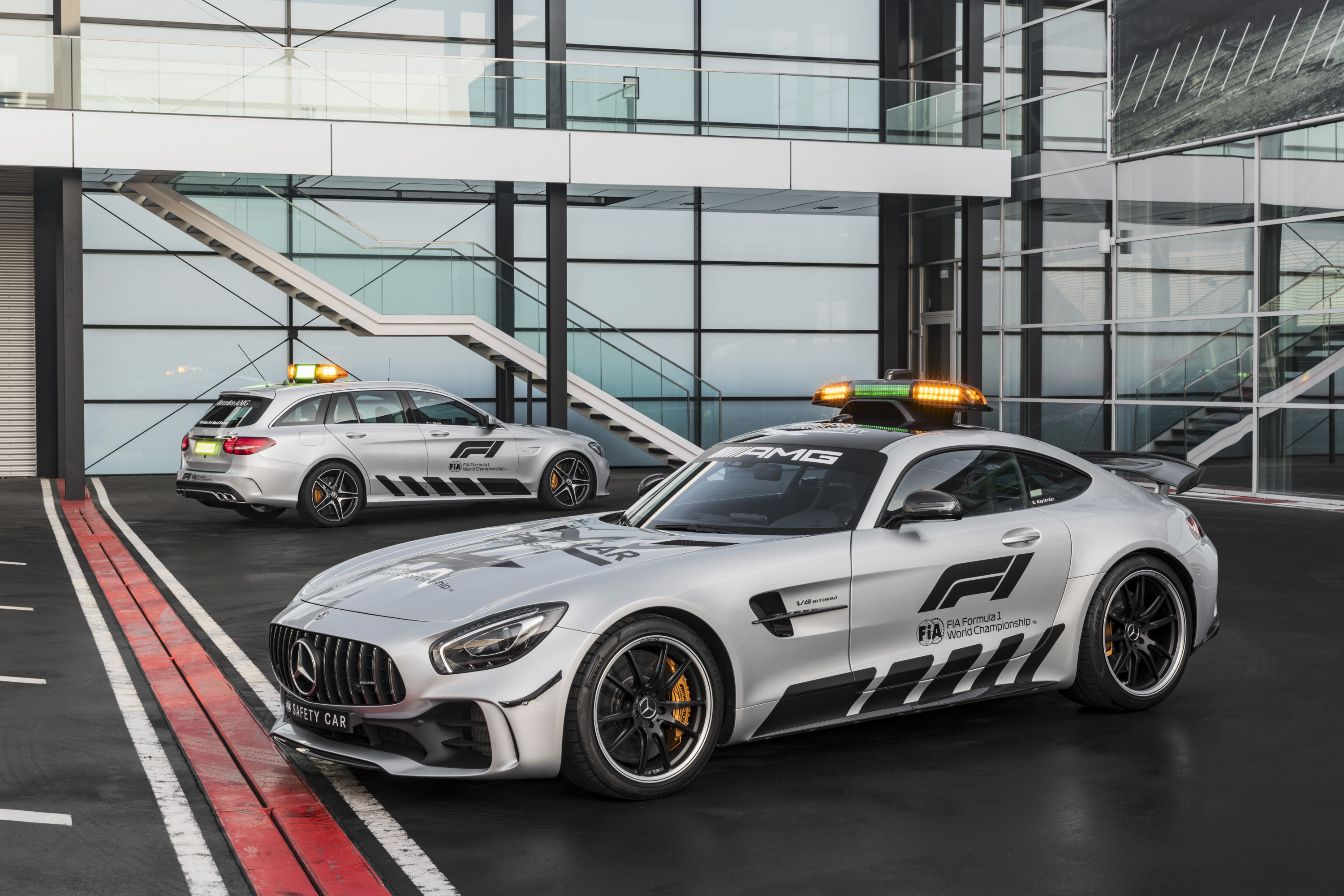 2018 Mercedes Amg Gt R Formula 1 Safety Car Top Speed Go Back Gallery For Series Circuits Formulas