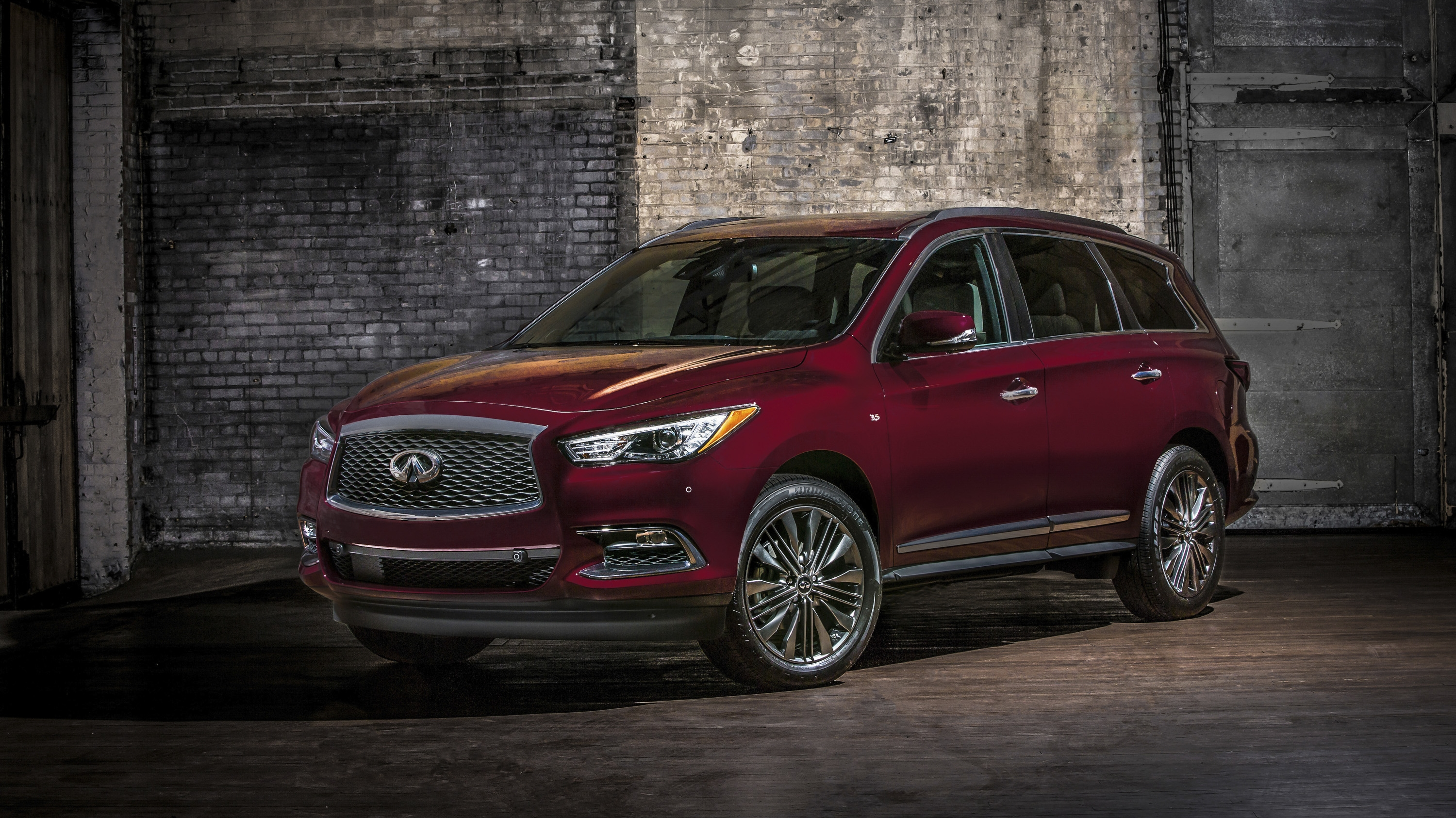 2019 Luxury Car Of The Year: 2019 Infiniti QX60 LIMITED