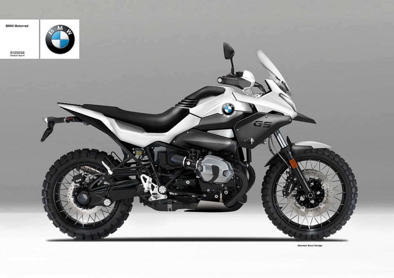 BMW R 1250 Global Sport Rendered | Top Speed. »