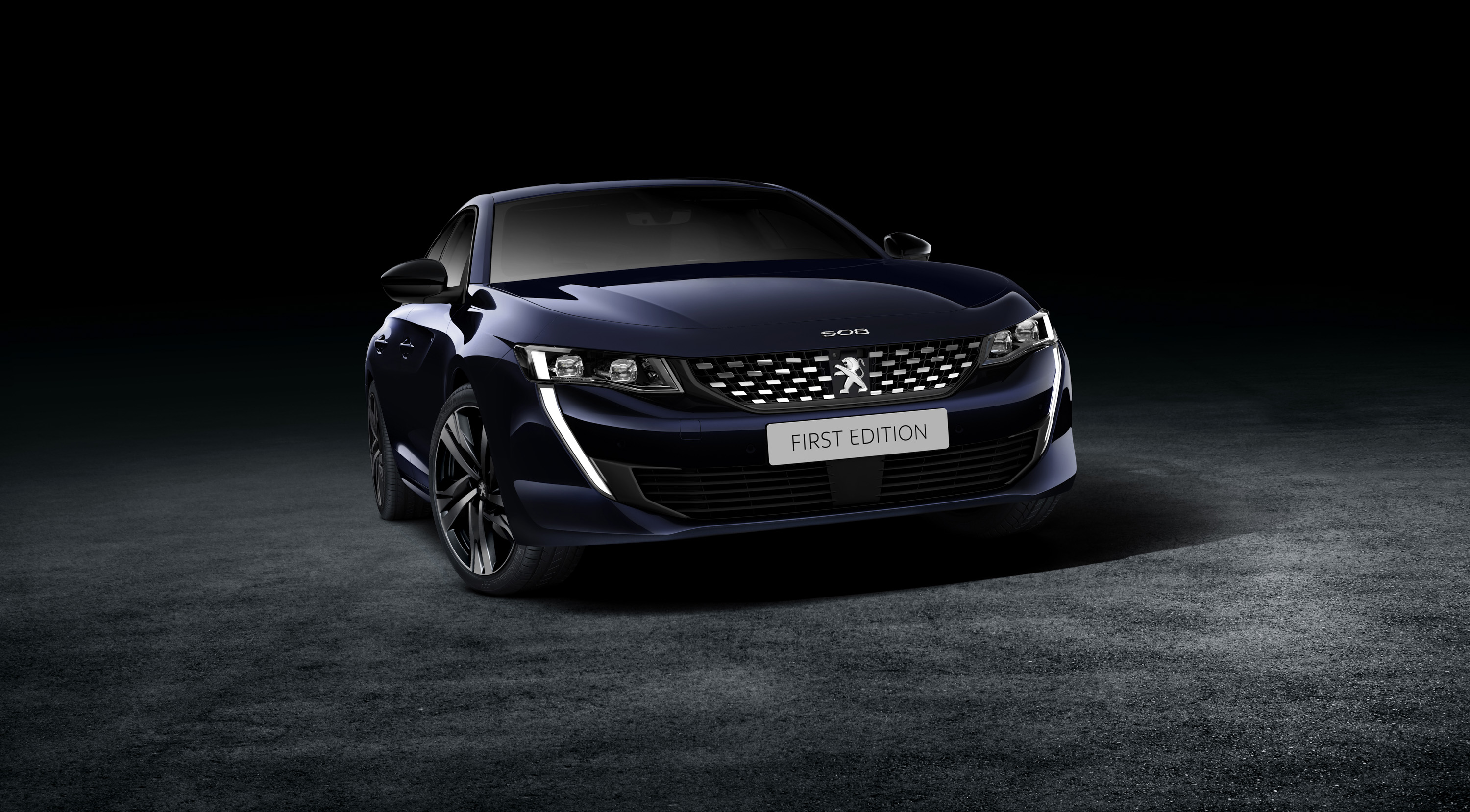Peugeot 508 First Edition Shows Its Teeth In Geneva Sets