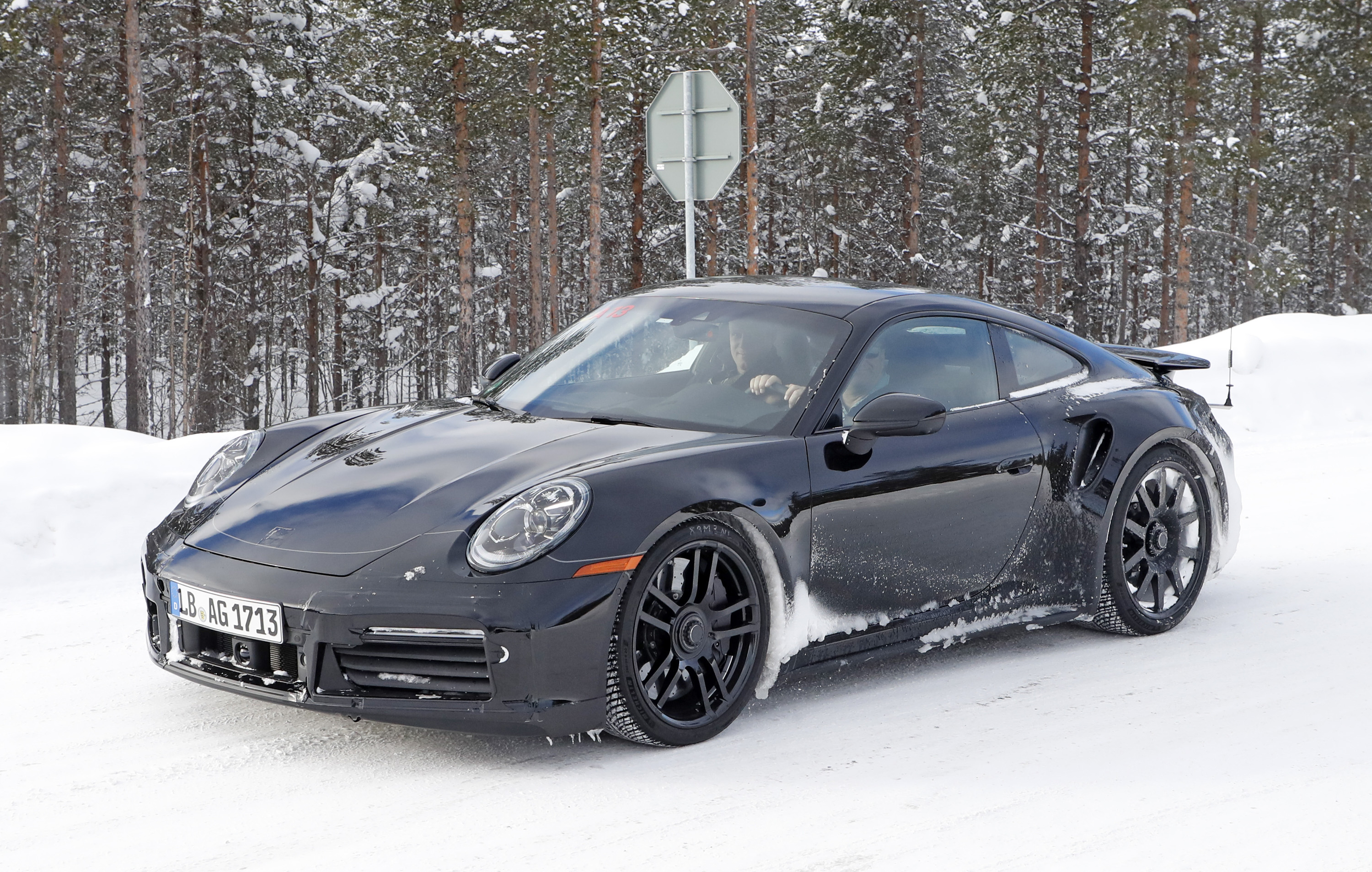 The 2020 Porsche 911 Gt3 Will Feature Twin Turbos And A Mild