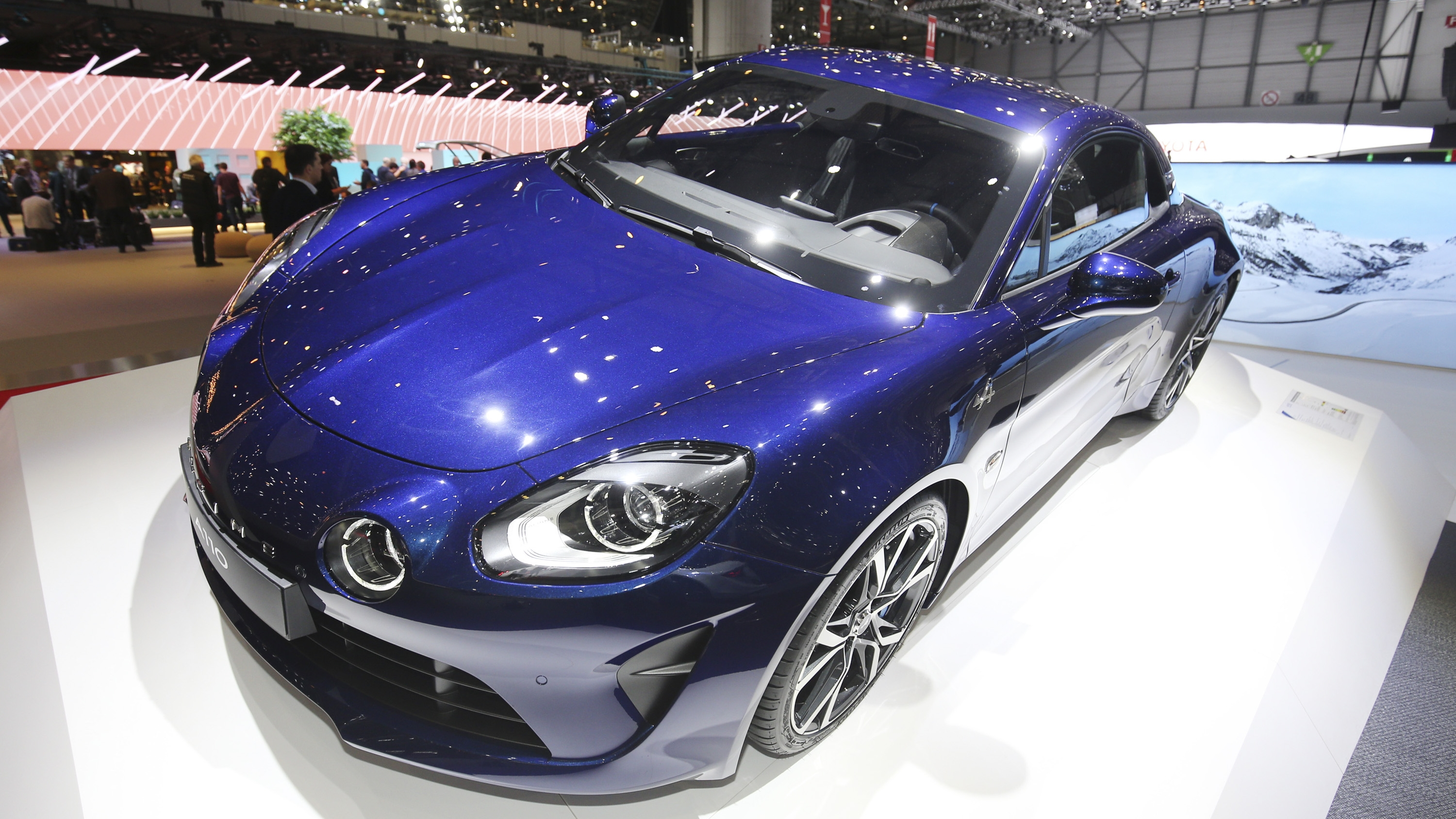 the alpine a110 range gets a little more diversity with the pure and l gende trim levels top speed. Black Bedroom Furniture Sets. Home Design Ideas