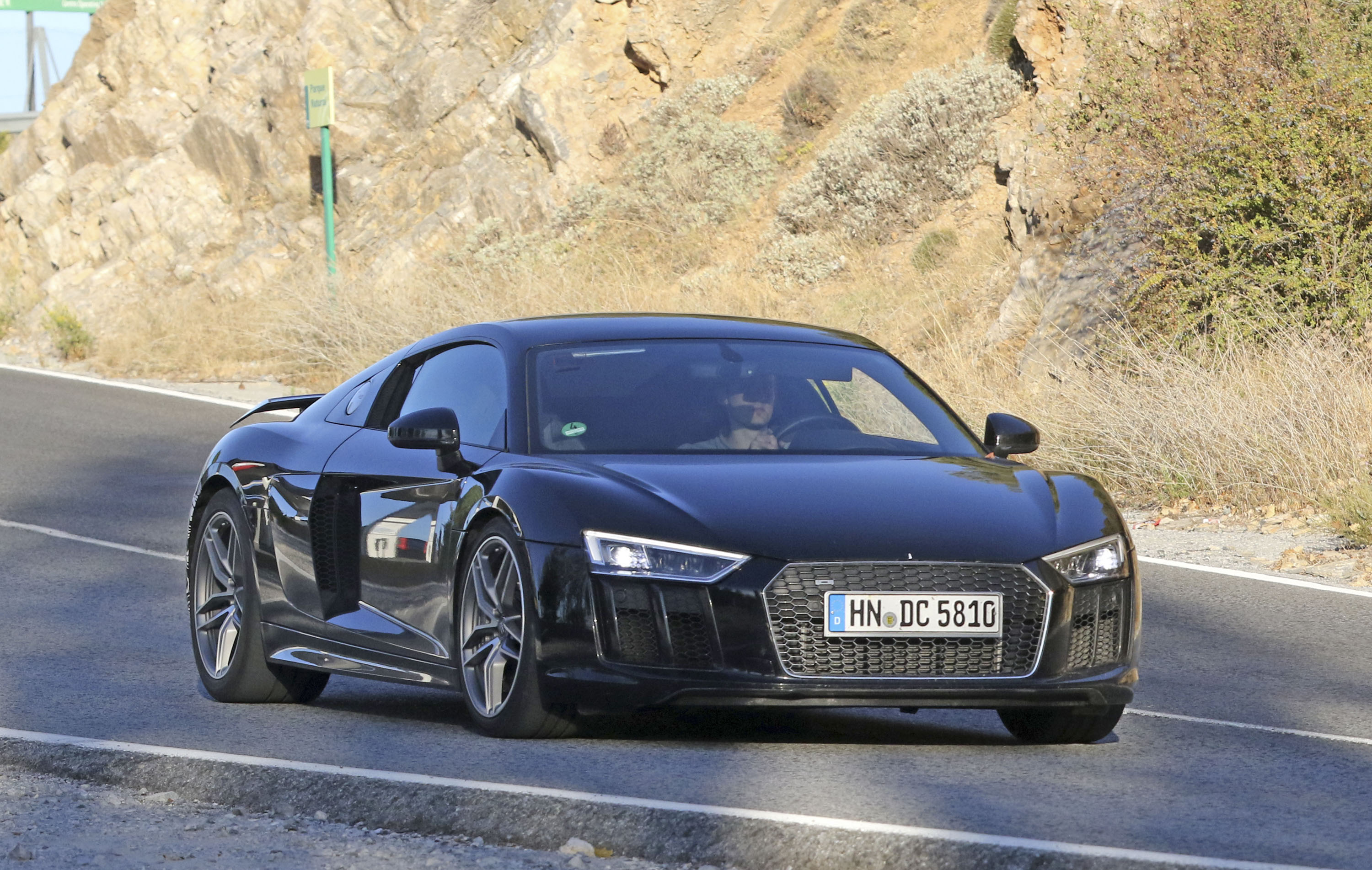 The Audi R8 S Facelift Will Include A New Entry Level Model With The