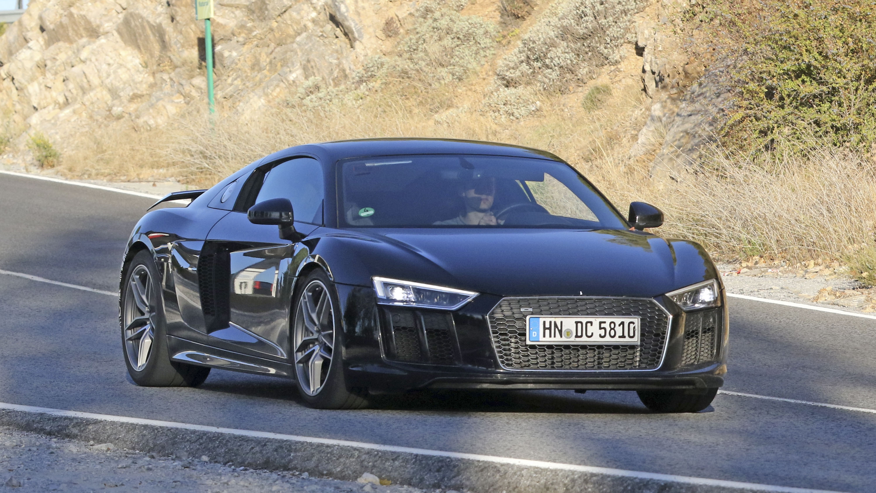 The Audi R8u0027s Facelift Will Include A New Entry Level Model With The Same  2.9 Liter V 6 Found In The Porsche Panamera And Audi (...) | Top Speed. »