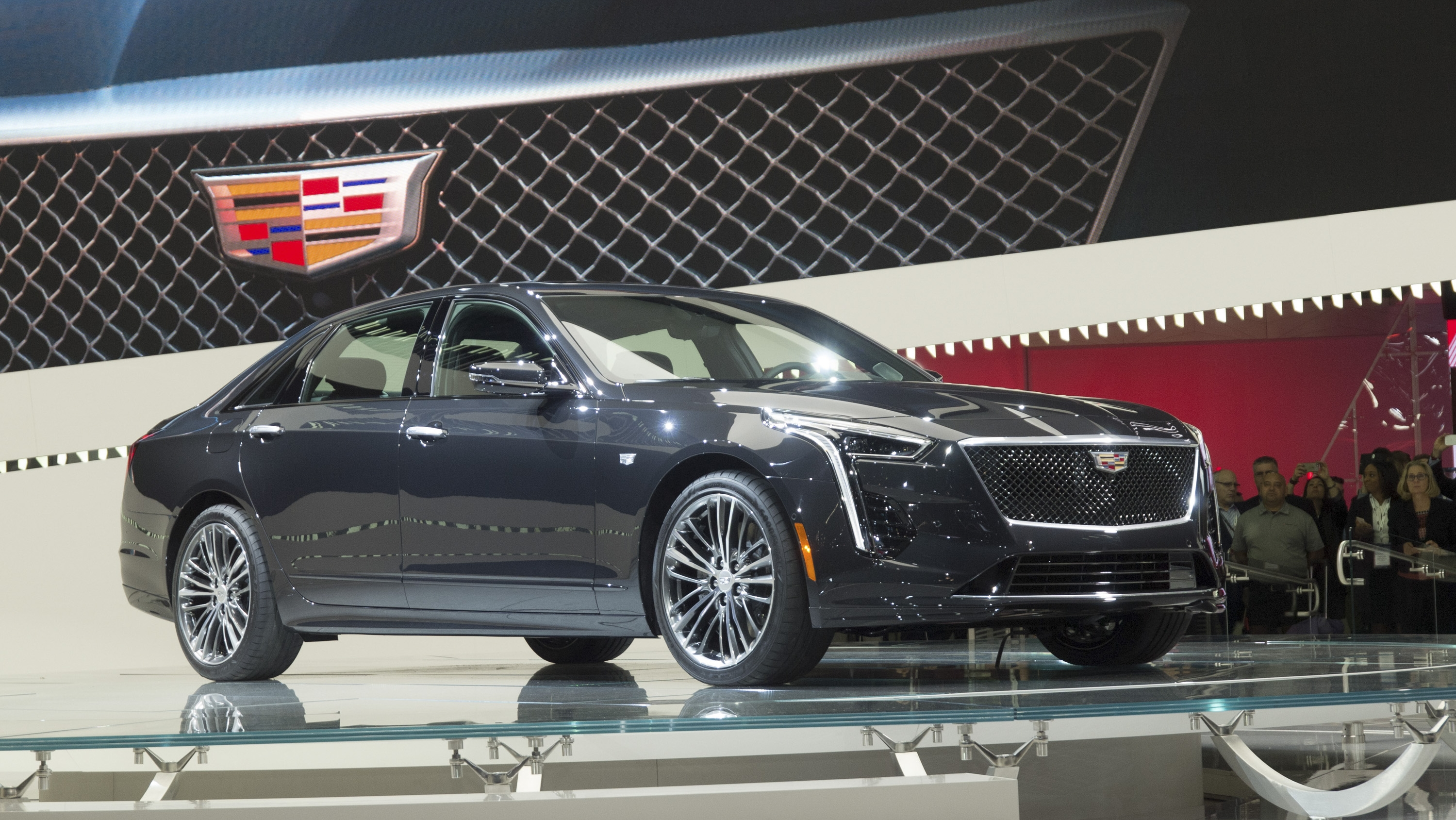 The Cadillac CT6 V-Sport Gives The Mercedes-AMG S65 ...