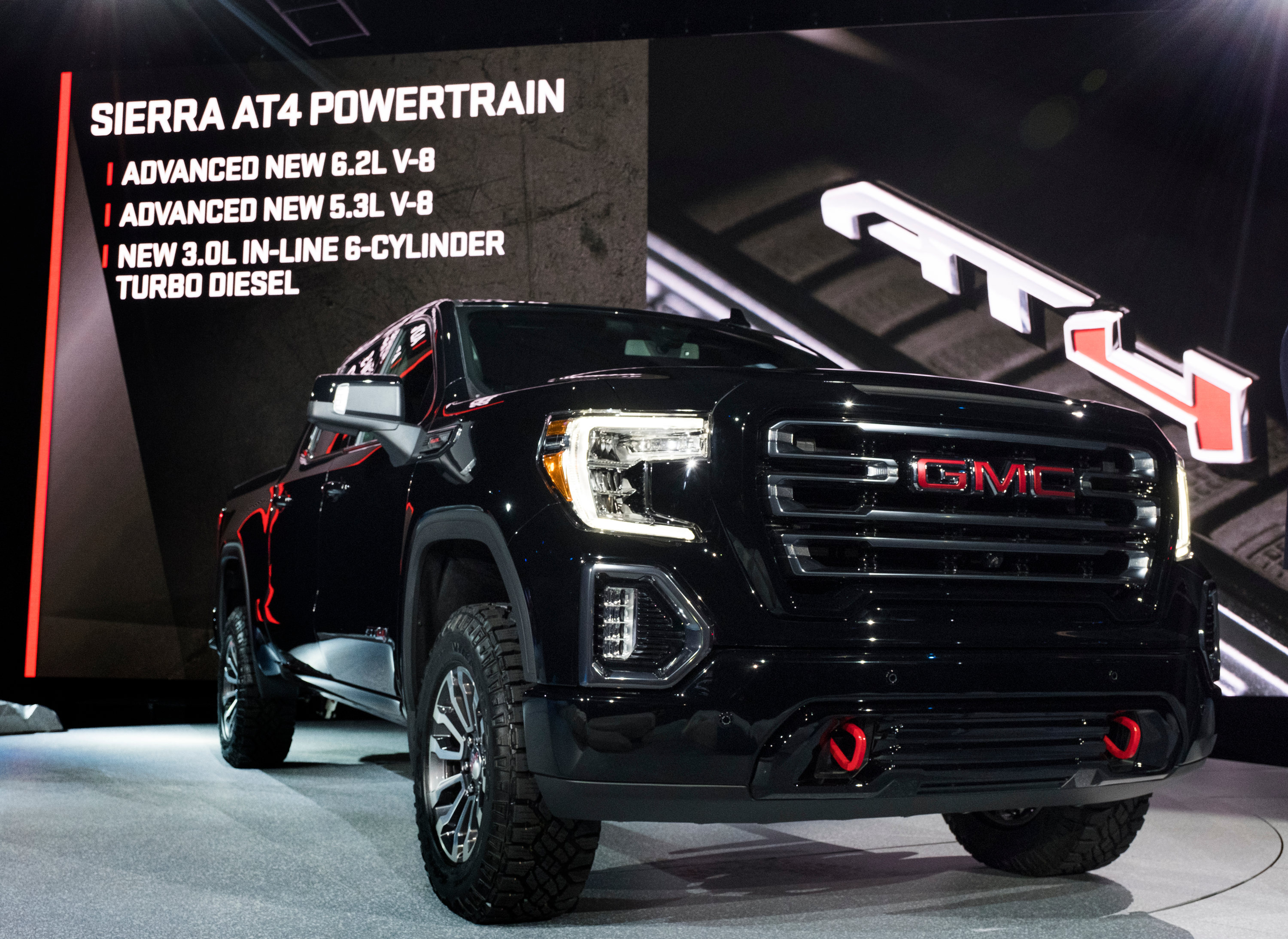magazine york truck gmc gets road sierra new auto more chops off news show automobile