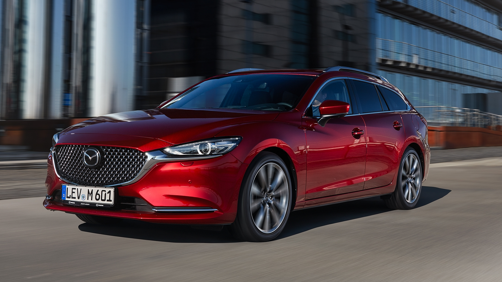 the mazda6 wagon puts the new mercedes c class estate to shame top speed. Black Bedroom Furniture Sets. Home Design Ideas