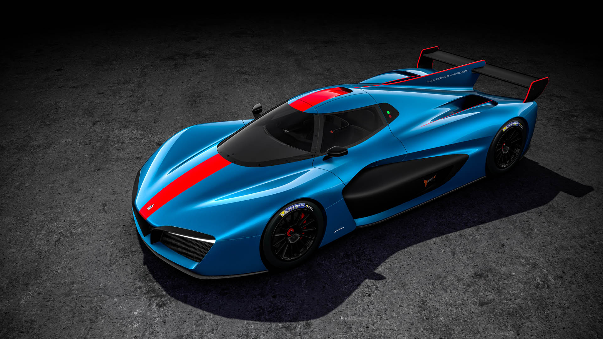 The Pininfarina H2 Speed Evolves From Simple Concept To