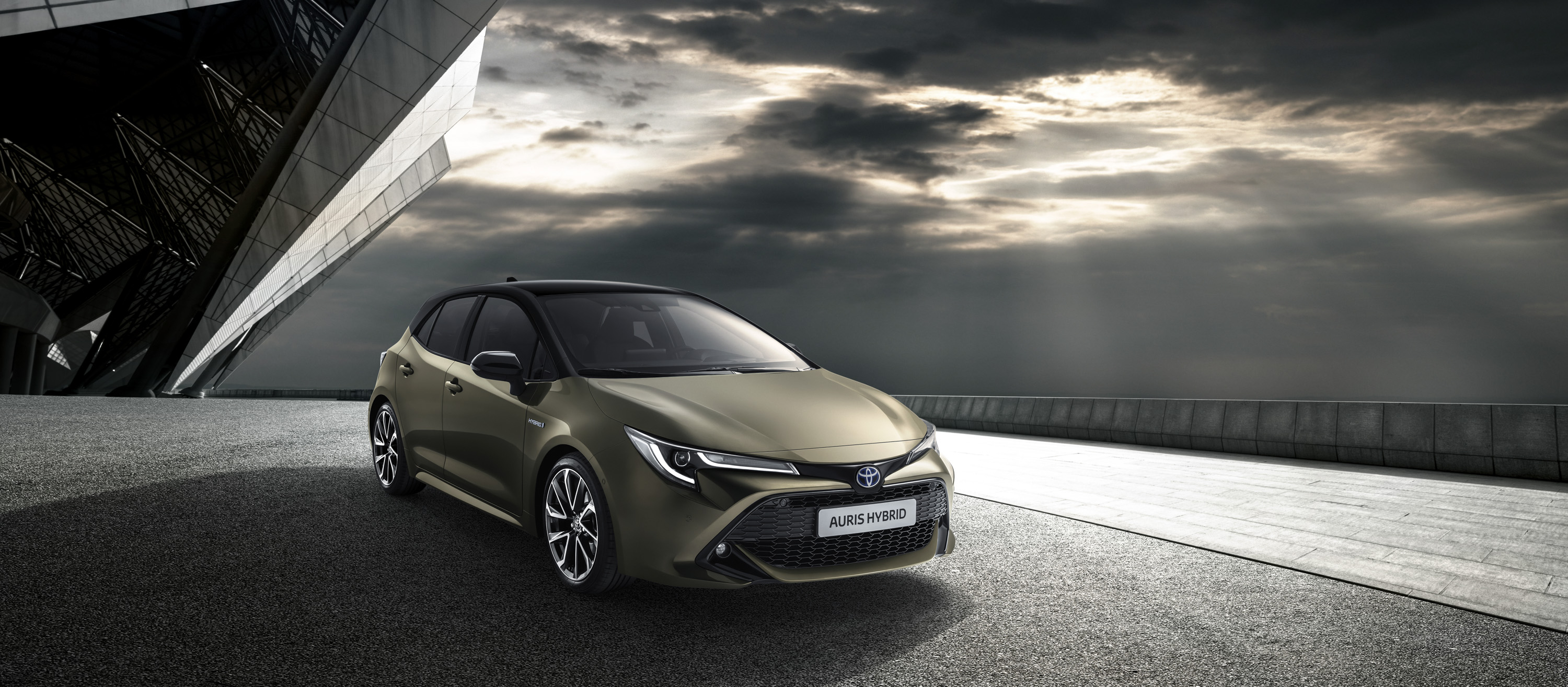 2019 Toyota Auris Top Speed