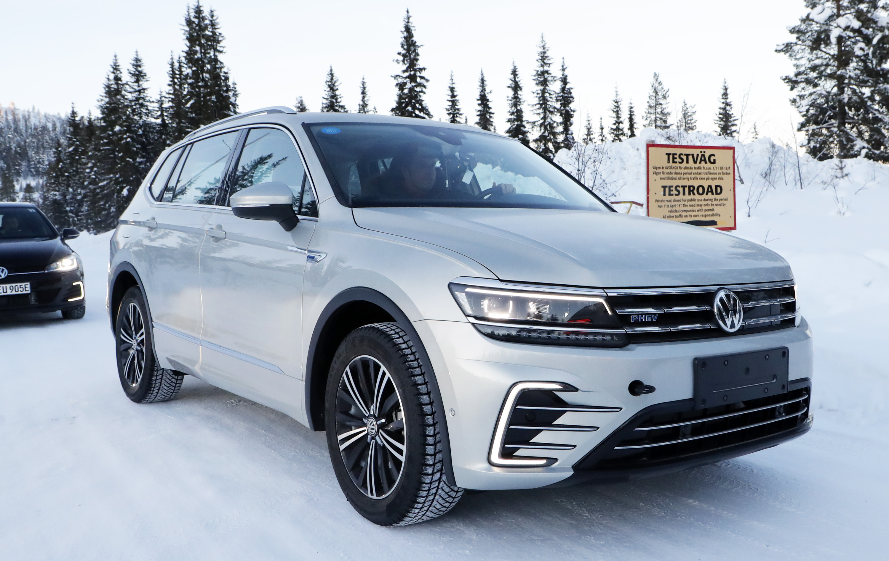 2019 Volkswagen Tiguan Phev Gte Top Speed
