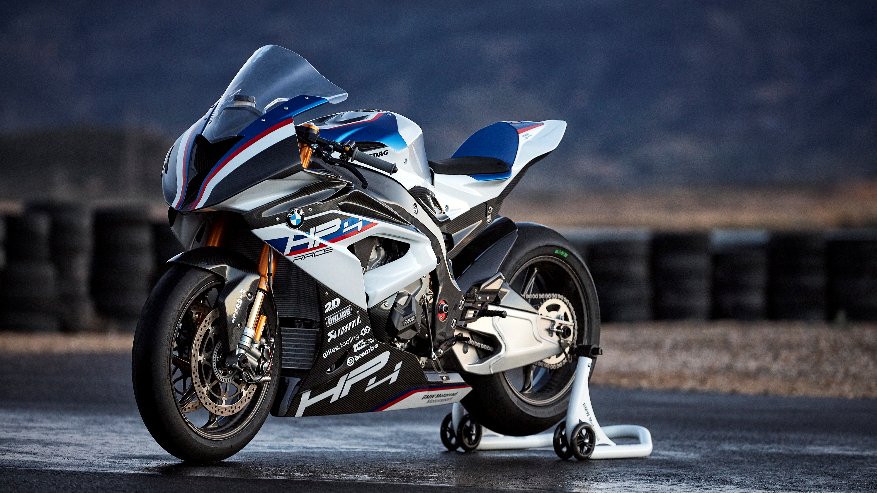 2017 Bmw Hp4 Race Top Speed