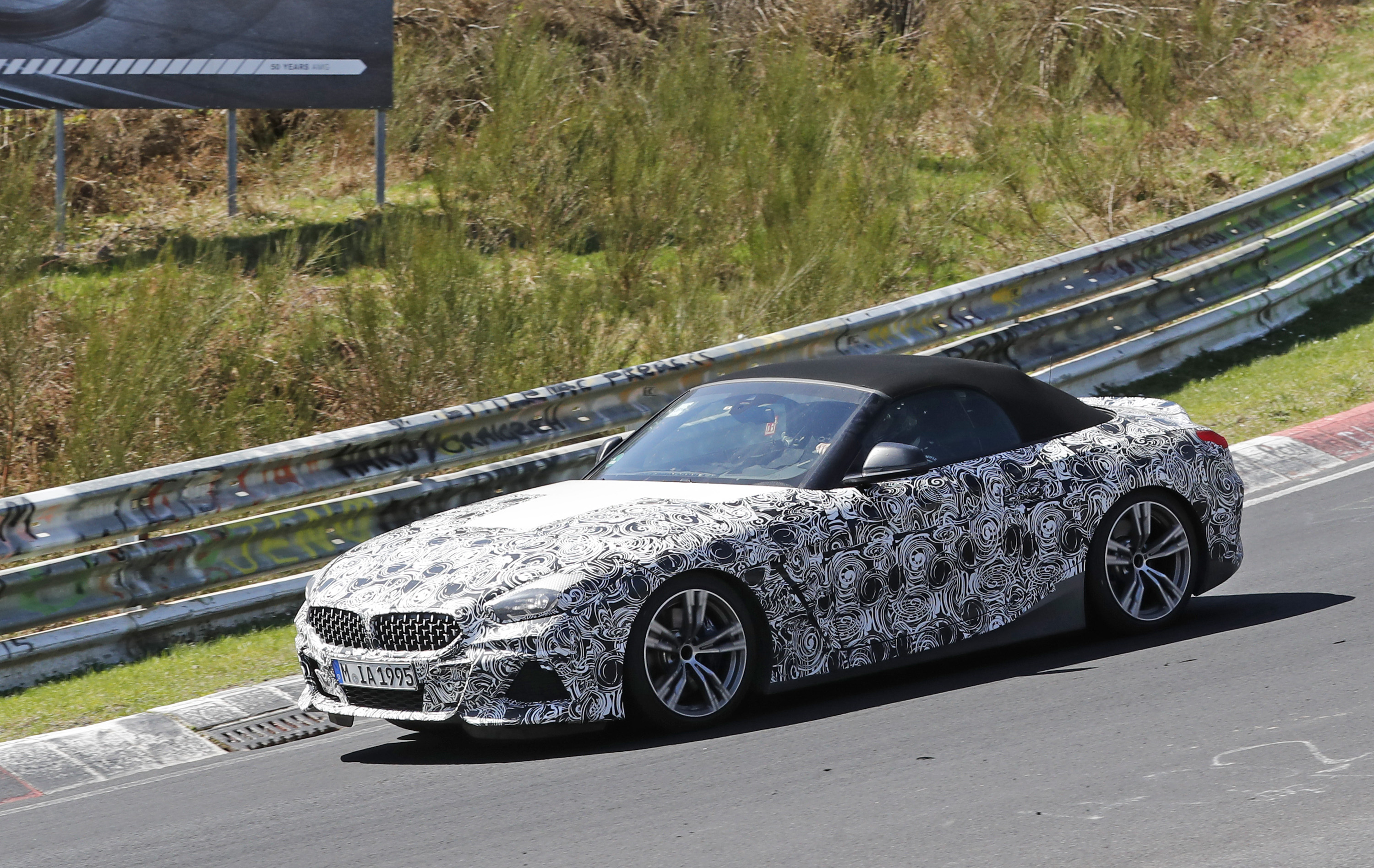 2018 Bmw Z4 Top Speed