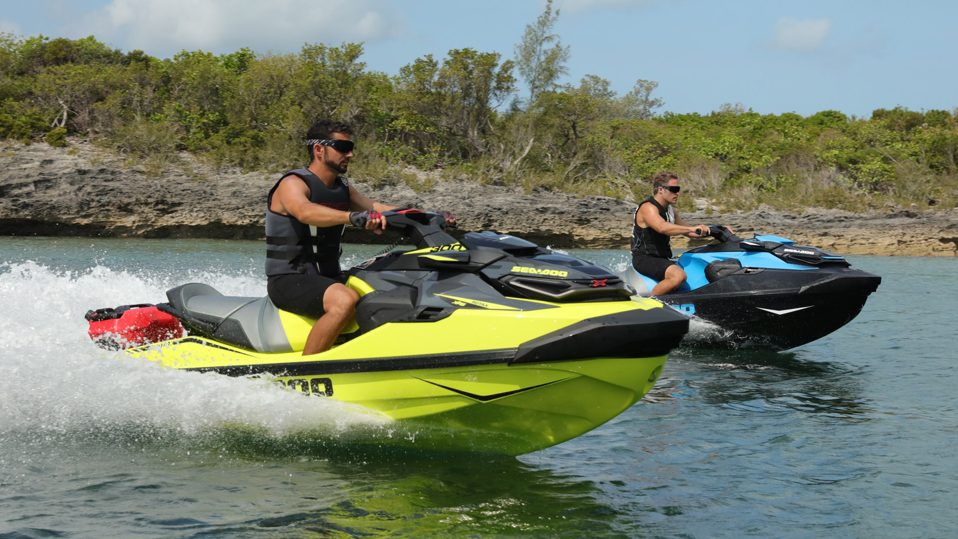 2018 Sea-Doo RXT-X 300 | Top Speed