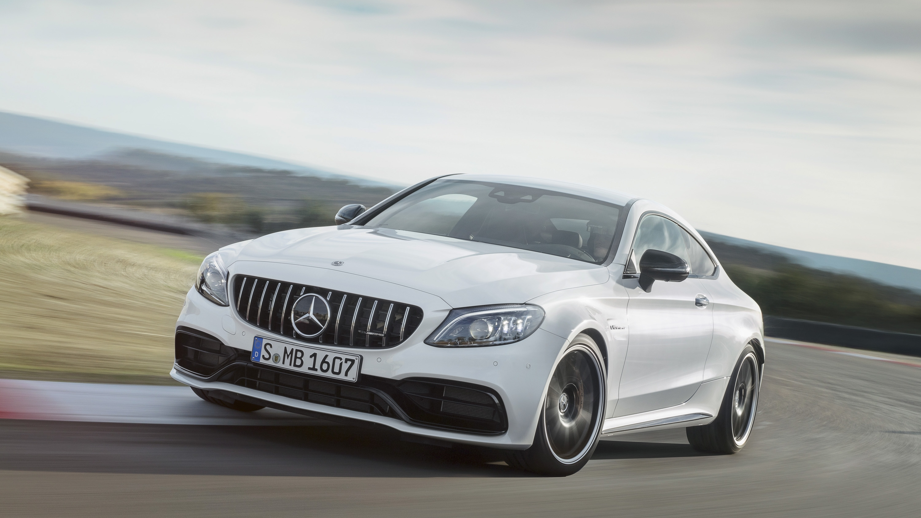 2019 mercedes amg c 63 coupe review top speed. Black Bedroom Furniture Sets. Home Design Ideas