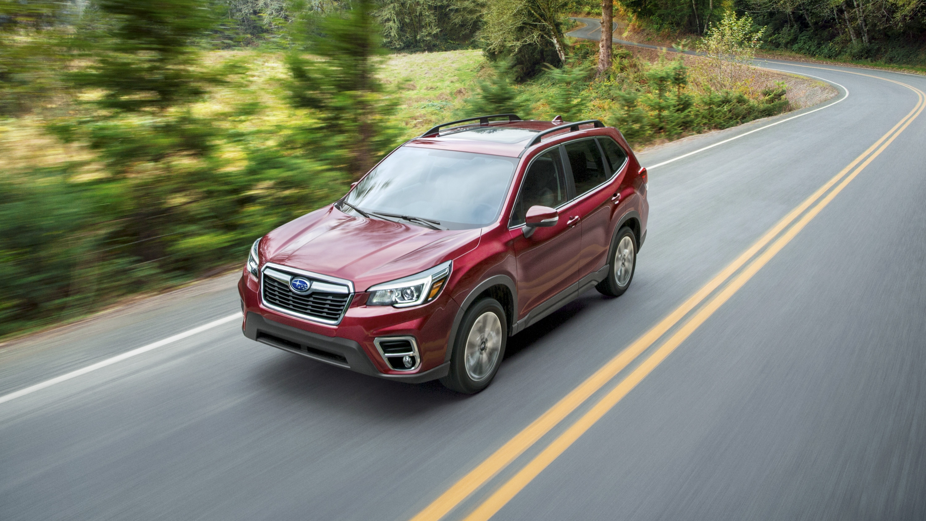 2019 Subaru Forester | Top Speed. »