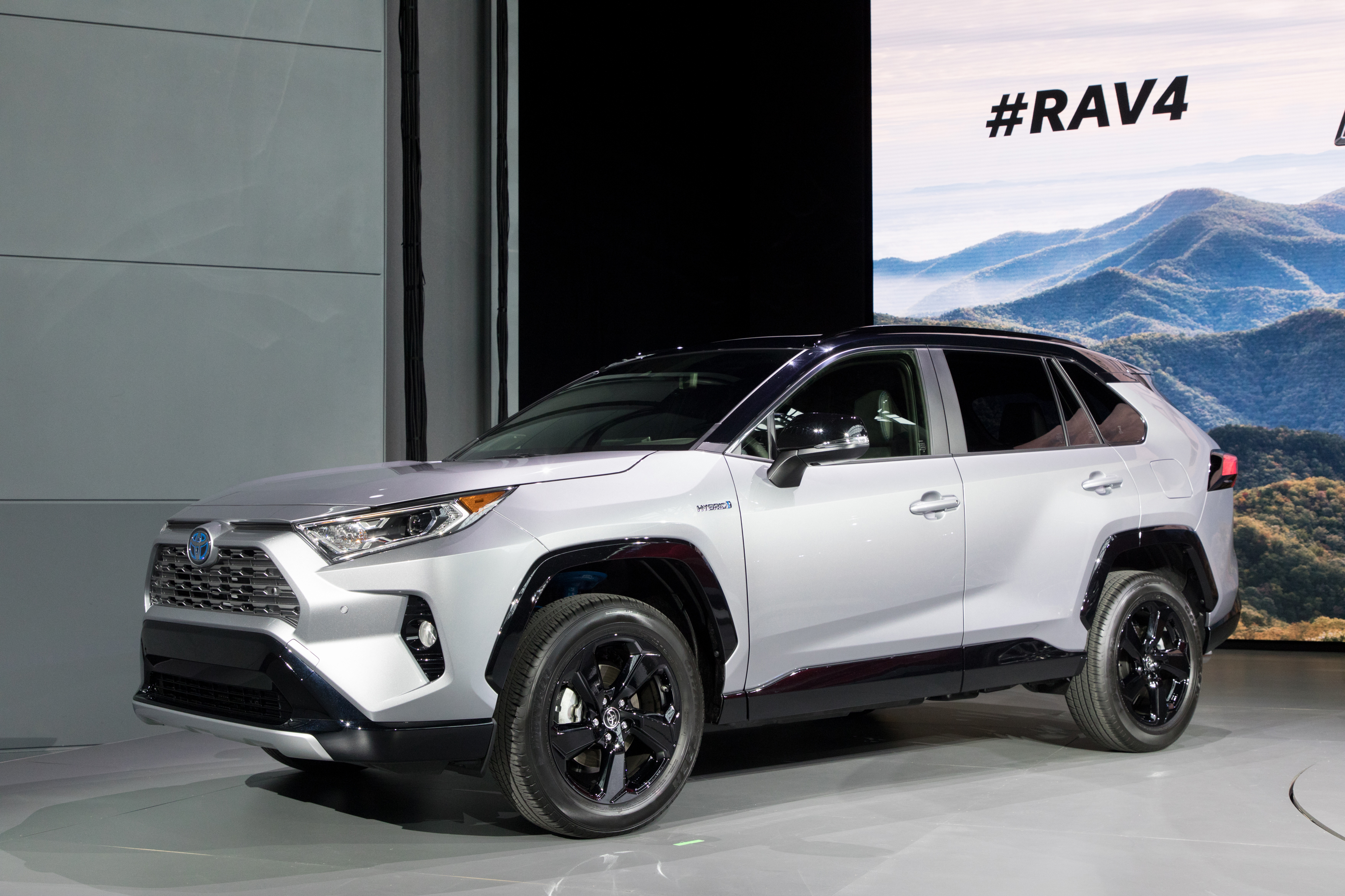 2019 Toyota Rav4 Top Speed