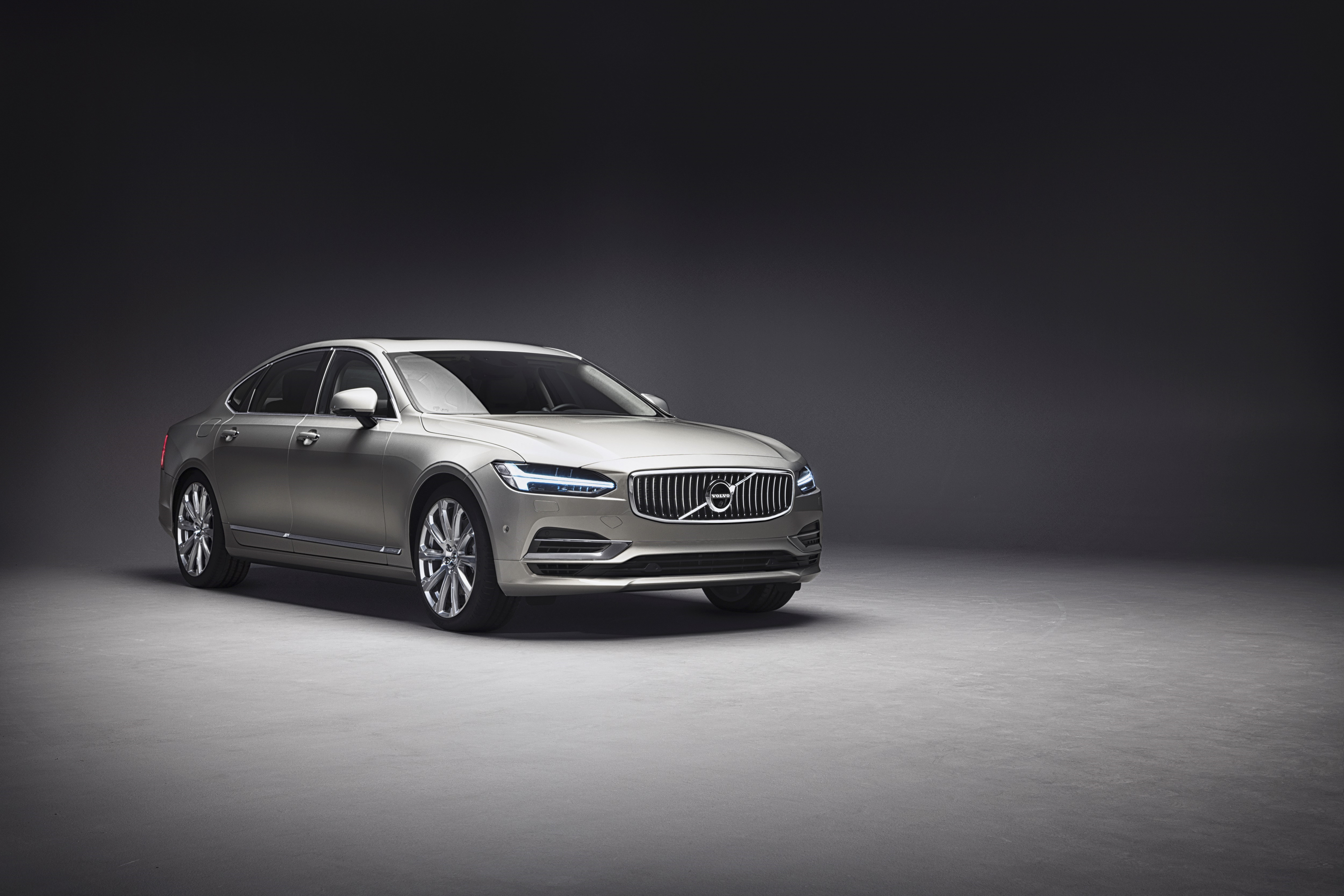 Does The Volvo S90 Ambiance Concept Hint At A Future Where